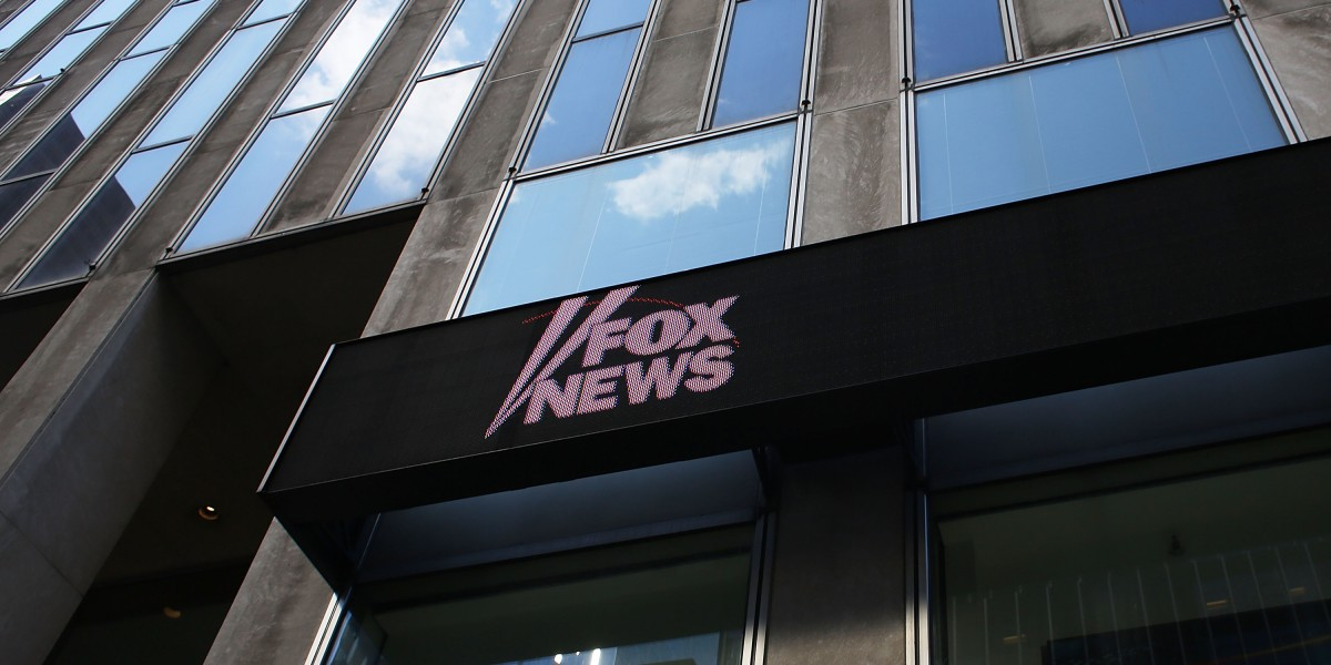 Fox News The Faux Network cover image