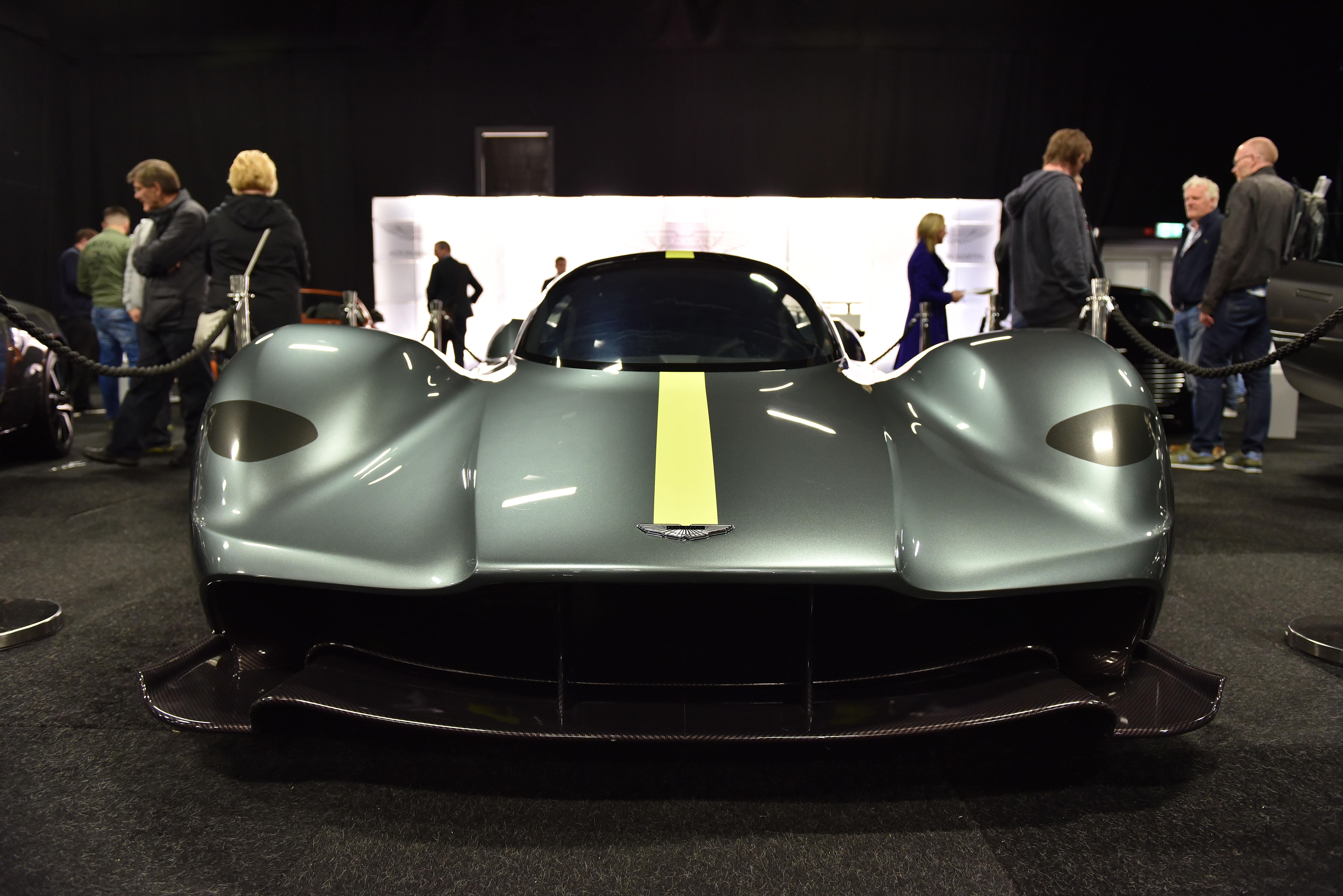 The London Motor Show