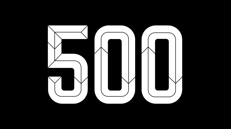 ANNUAL 500 FLAT
