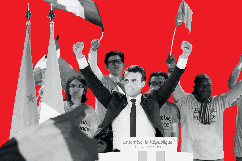 Fortune Magazine, Macron, French Election