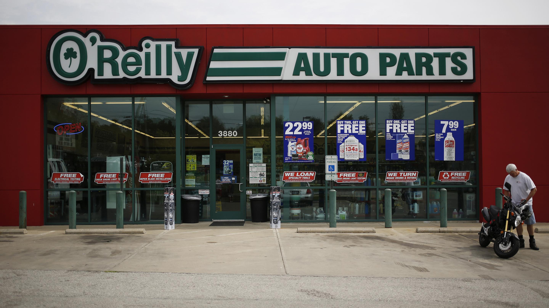 An O'Reilly Automotive Inc. Location Ahead Of Earnings Figures