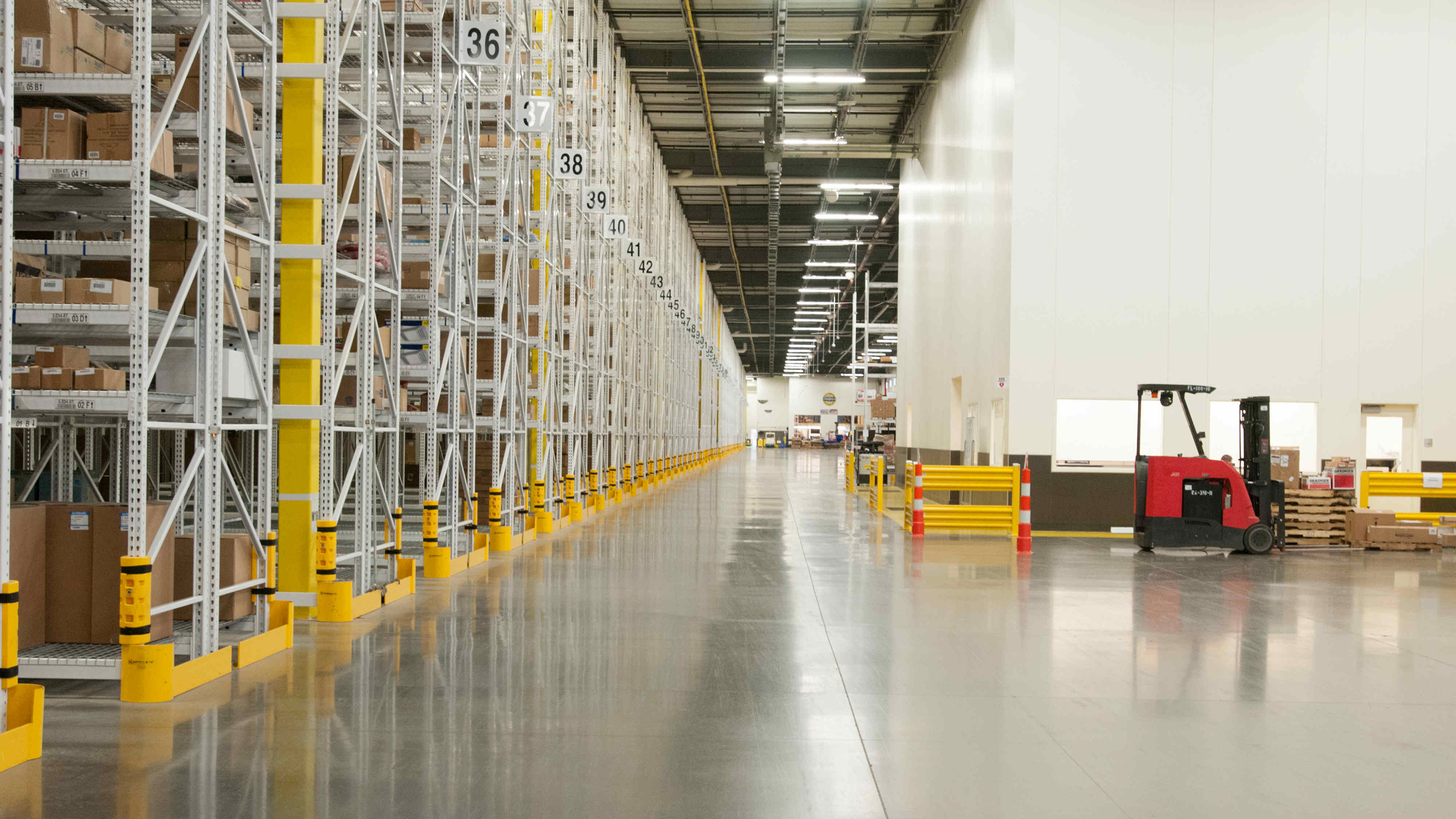 Grainger continues to invest in its supply chain capabilities, so it can ensure our customers get the right products, in the right place, at the right time.