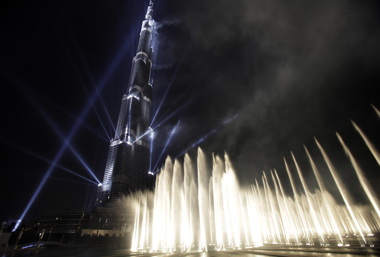 The World's Tallest Building The Burj Khalifa