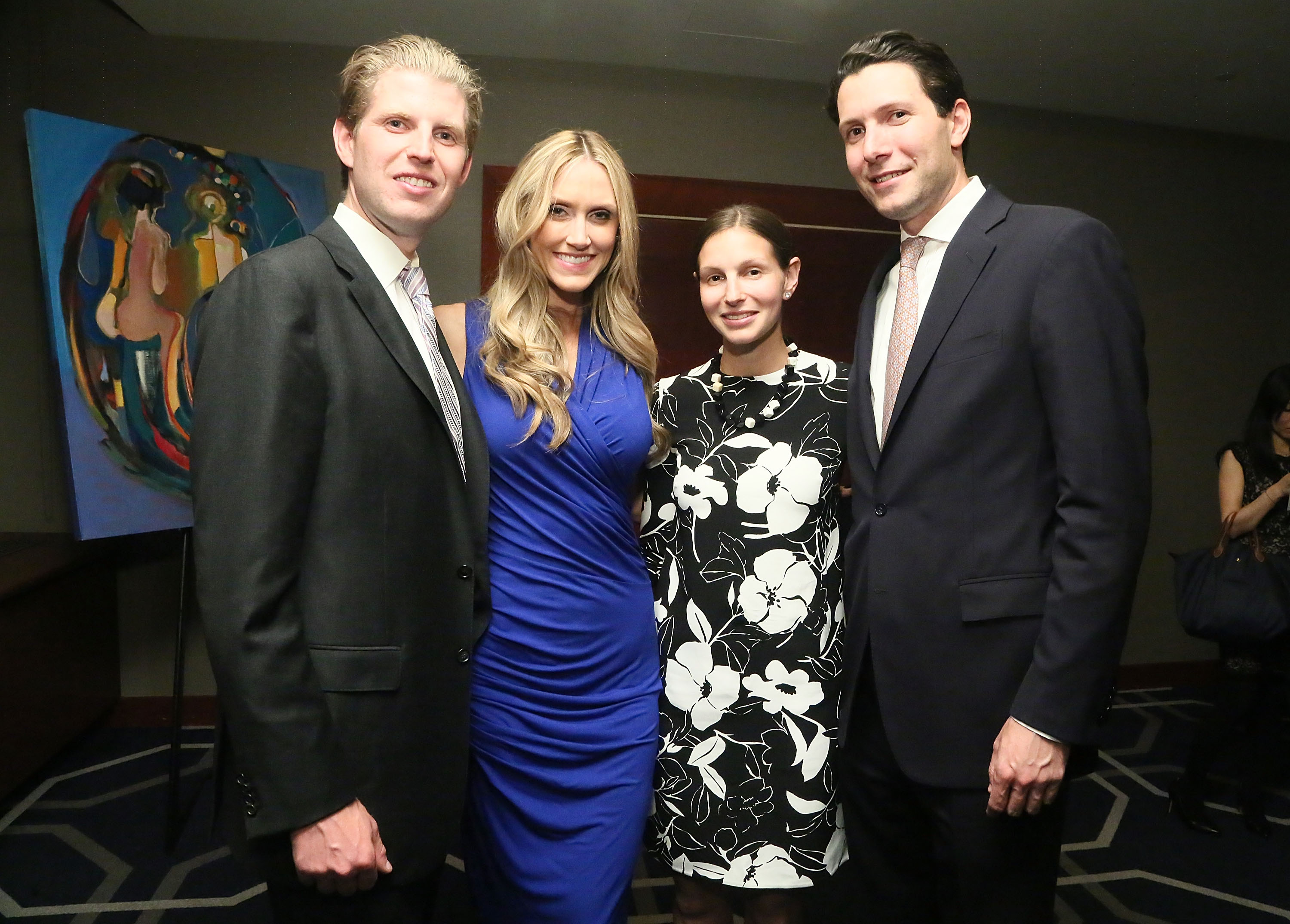 "The New York Observer's ""20 Most Important Young Philanthropists"" Event"
