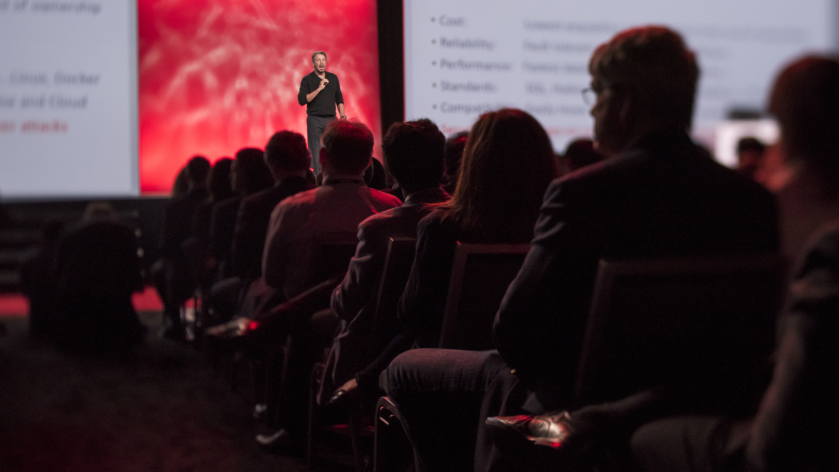Key Speakers At The Oracle OpenWorld 2015 Conference