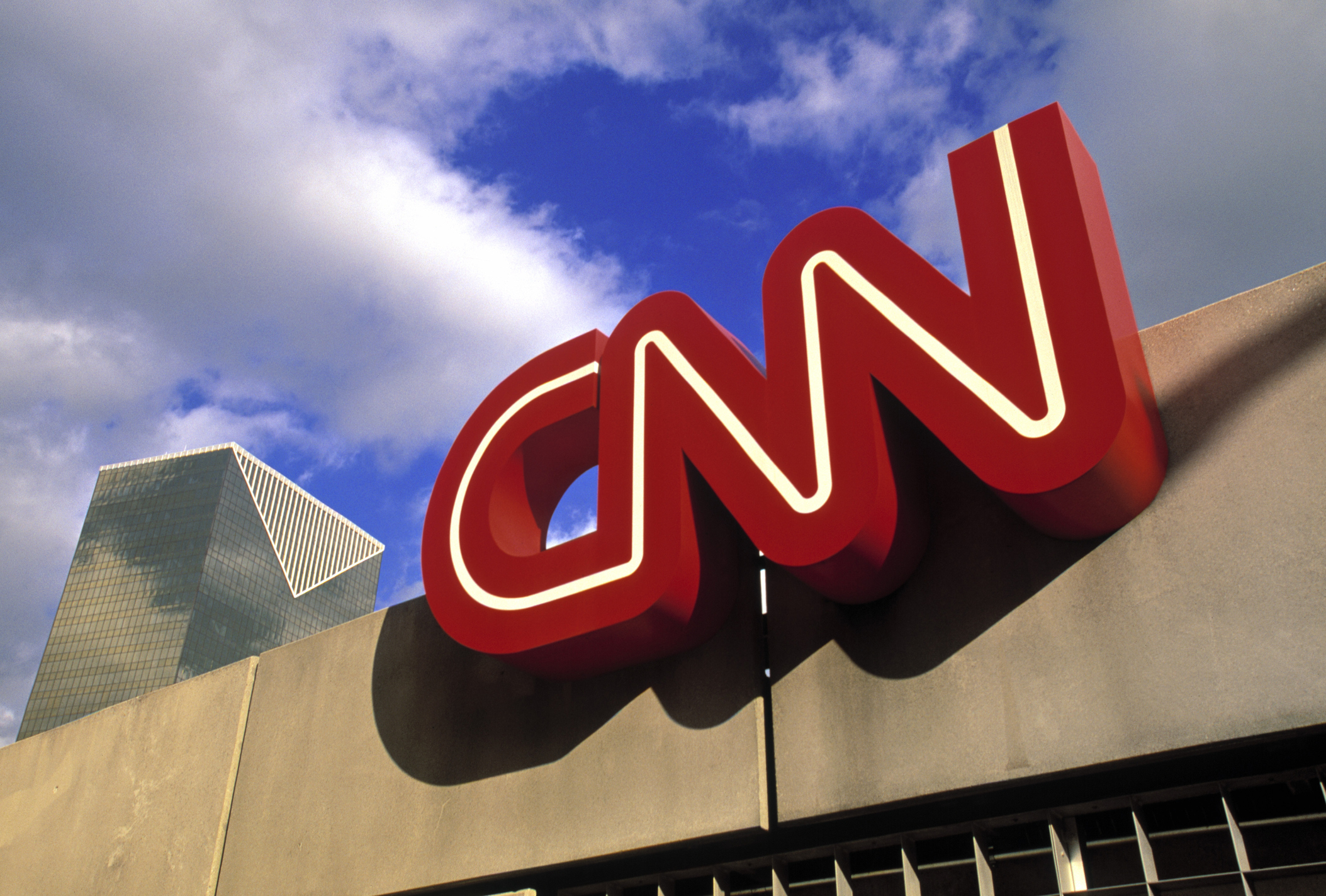 CNN Center, Atlanta, Georgia, USA