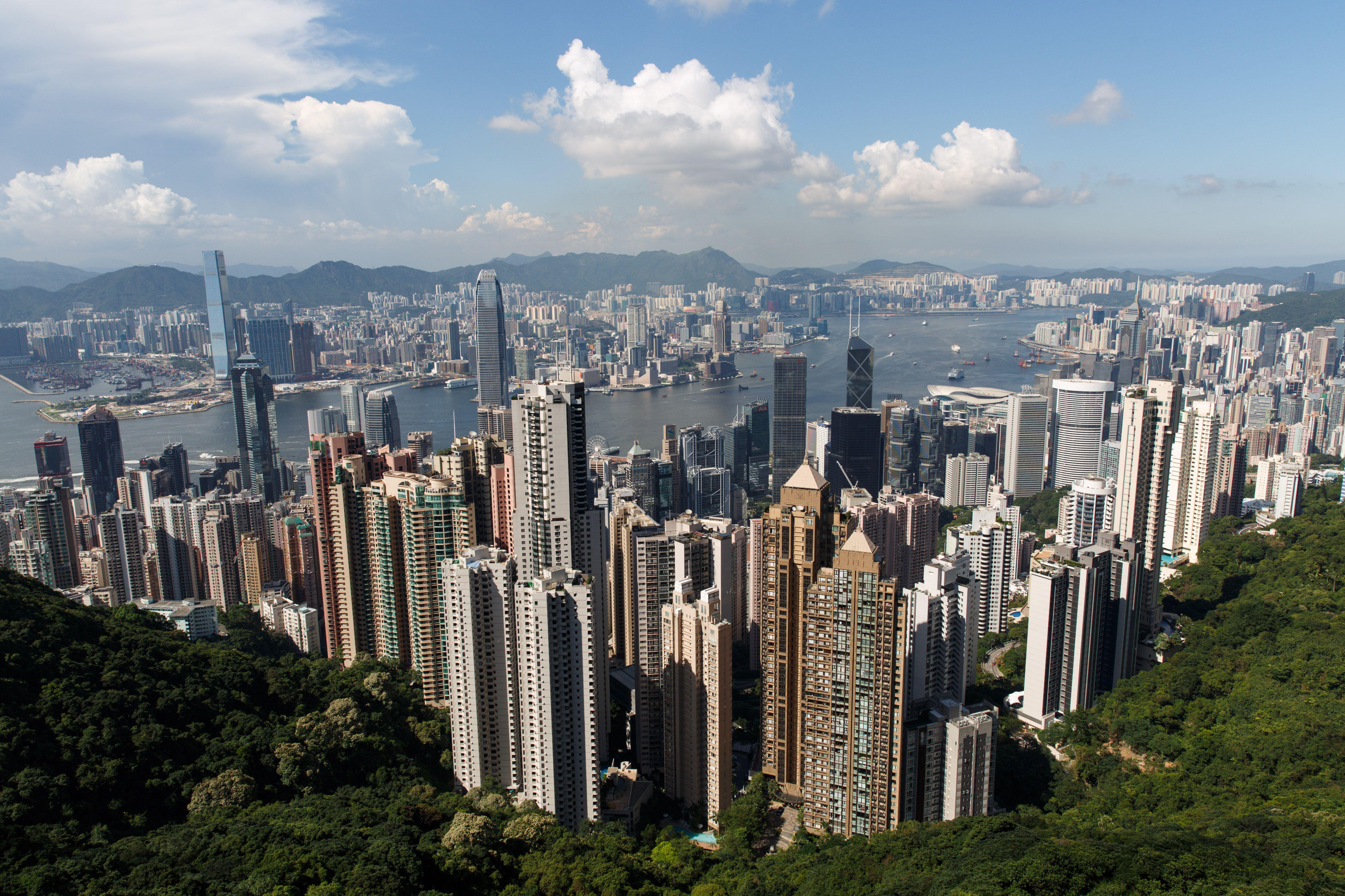 HONG KONG-TOURISM-ECONOMY-LIFESTYLE