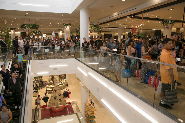 The Honest Company's Jessica Alba Meets Customers At Nordstrom Ala Moana