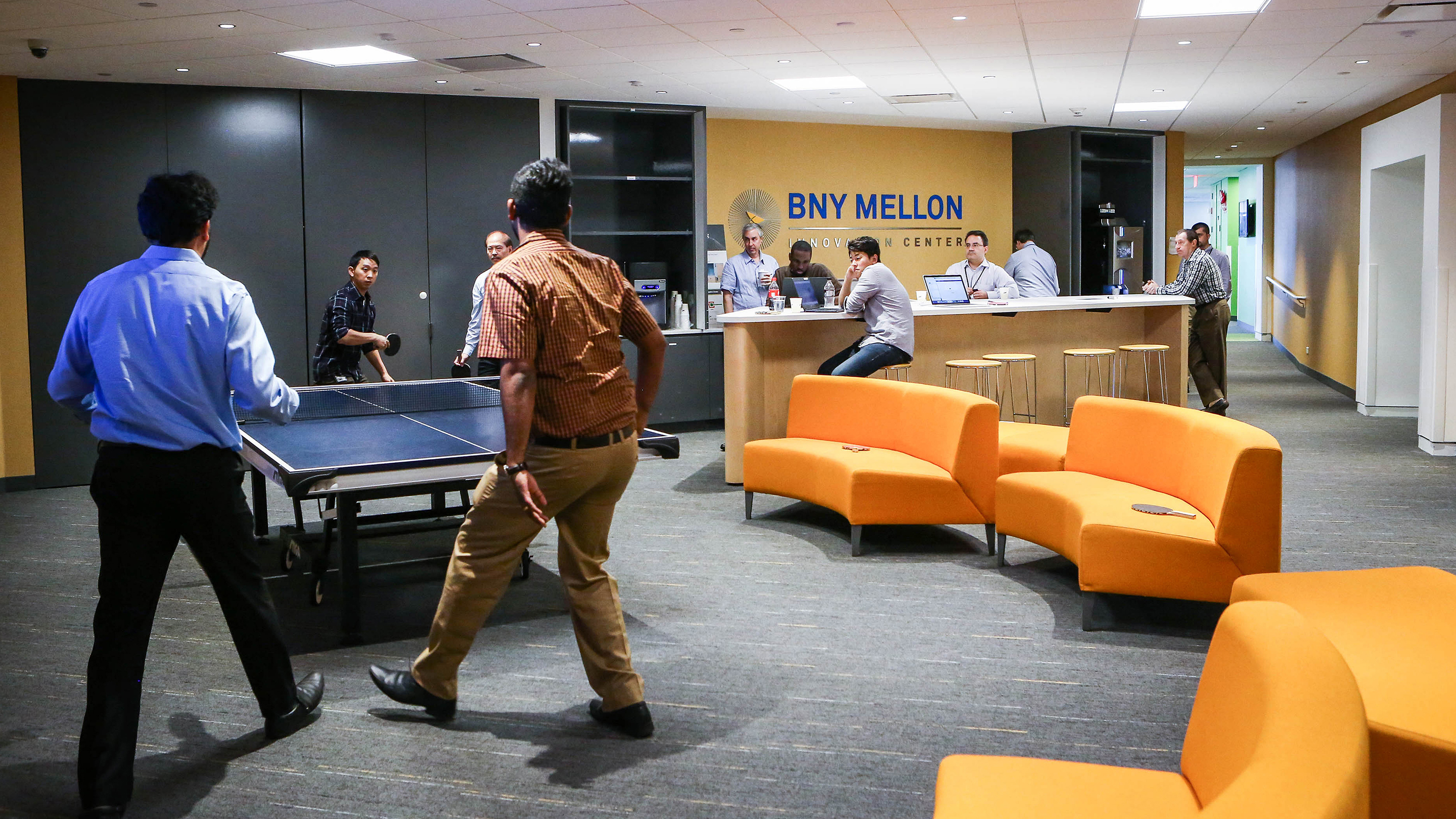 A Look Inside Wall Street's Innovation Labs