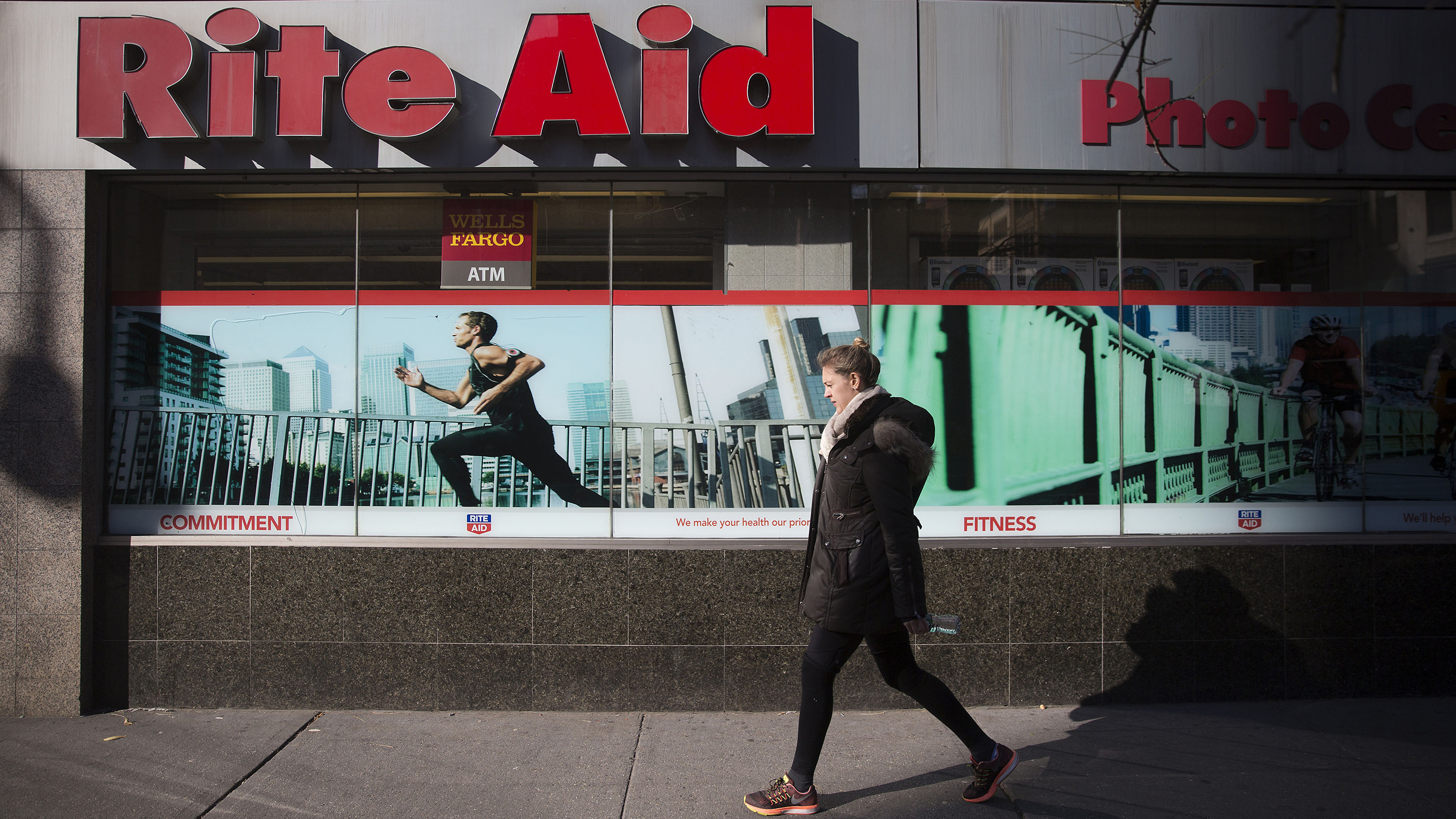 A Rite Aid Corp. Store Ahead Of Earnings Figures