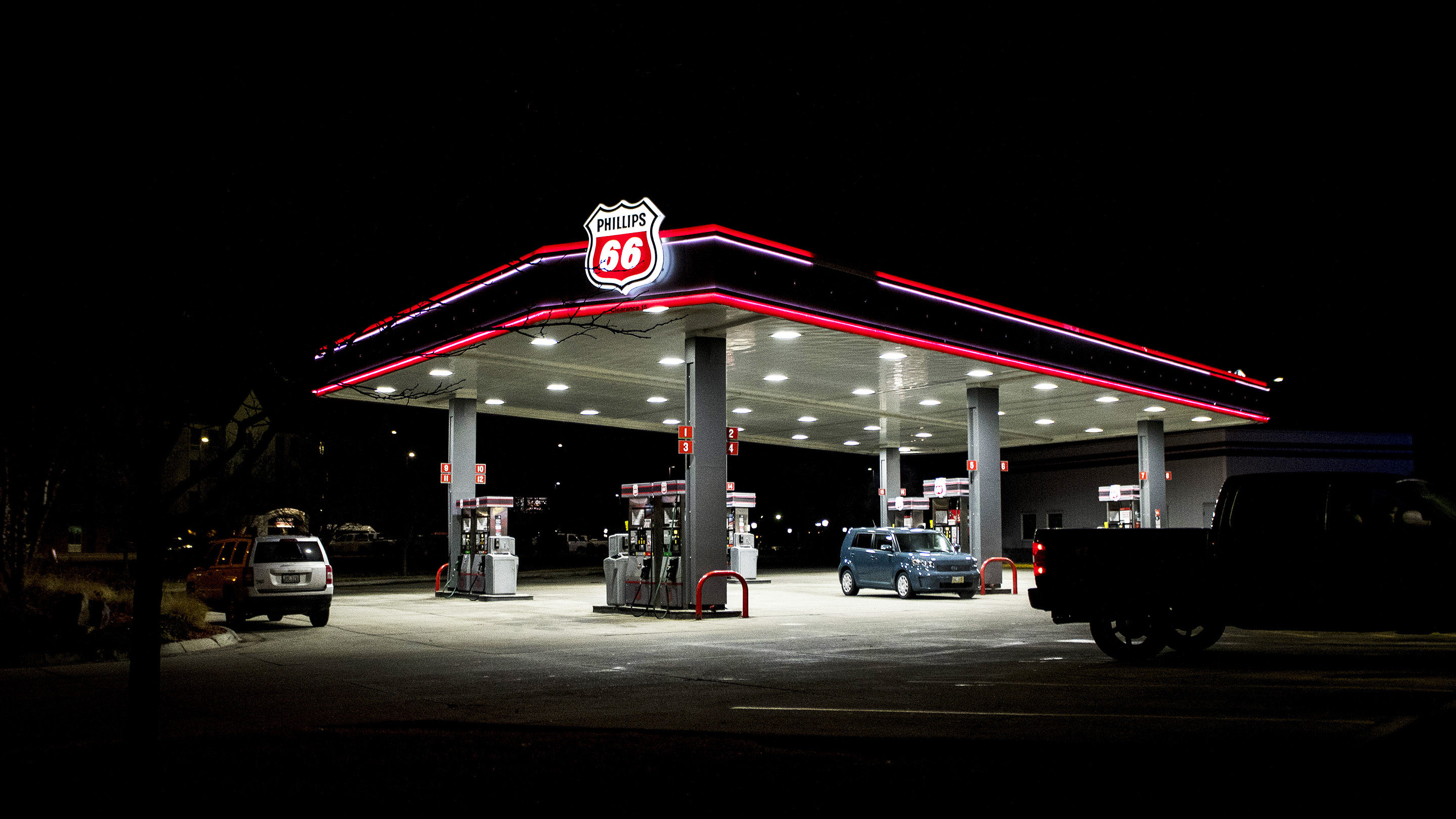 A Phillips 66 Gas Station Ahead Of Earnings Figures