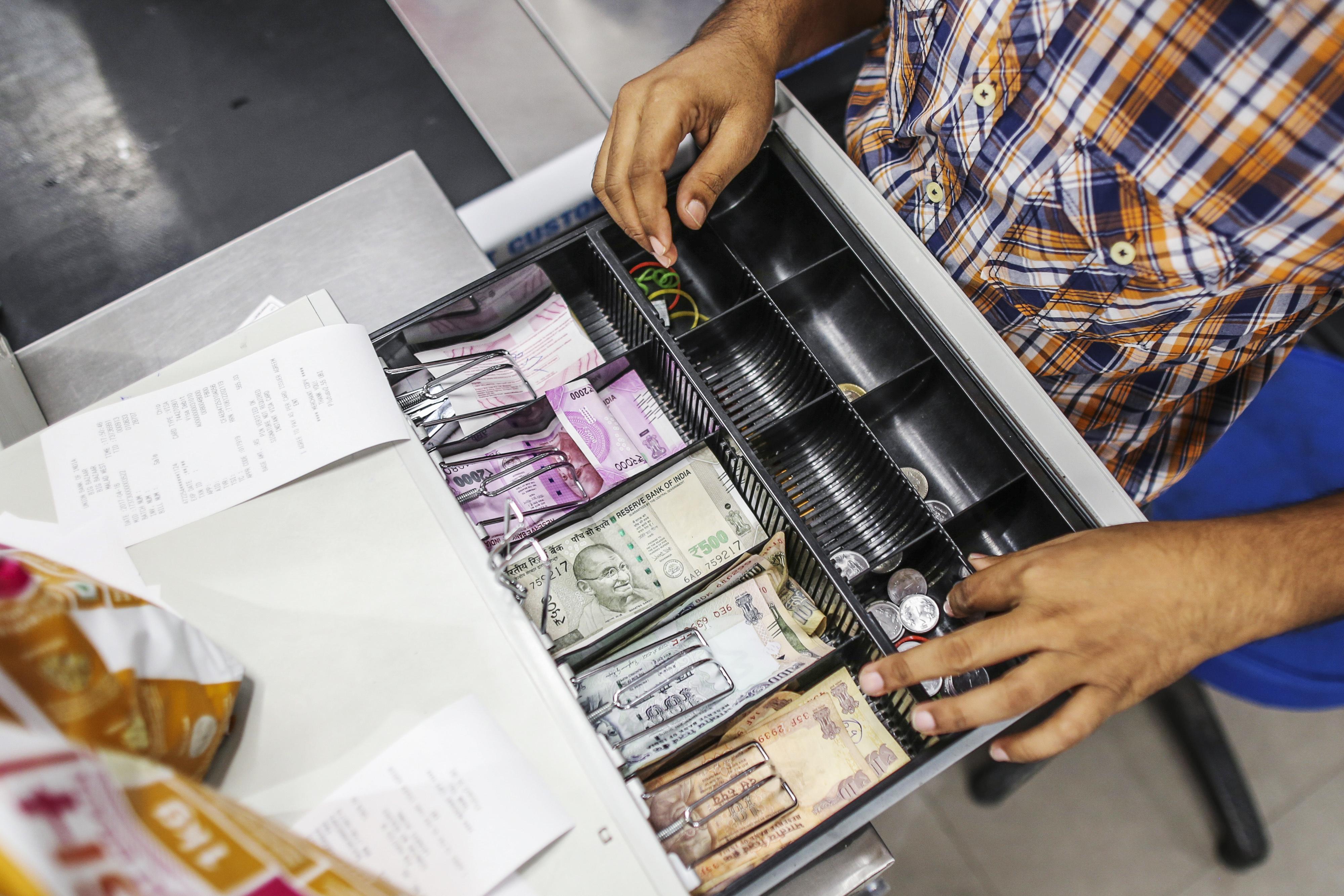 Inside A Big Bazaar Hypermarket As Biggest Indian Store Chain Gains From Demonitization Tailwind