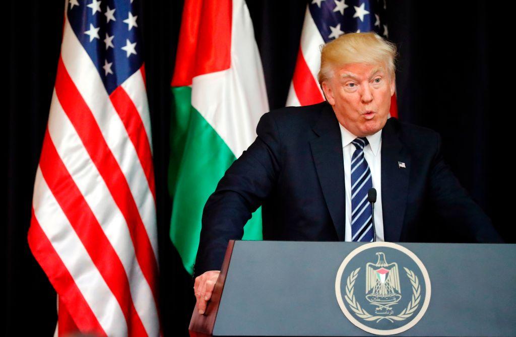 PALESTINIAN-US-DIPLOMACY