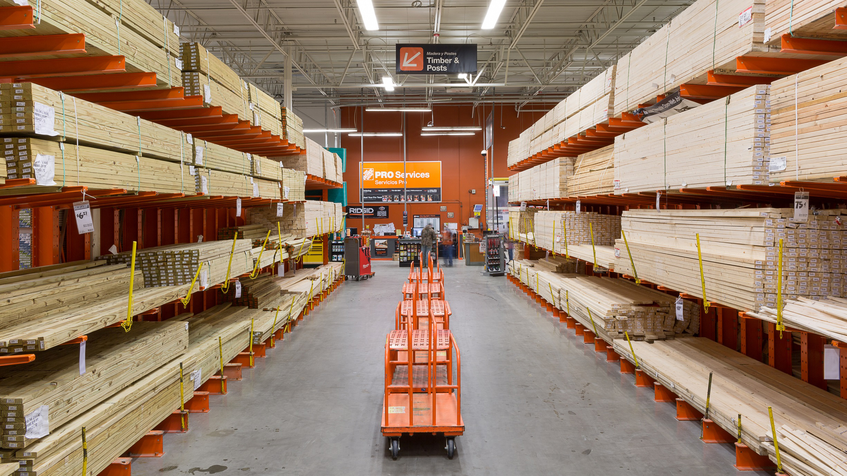 Home Depot Reports Biggest Revenue Quarter in Its History | Fortune