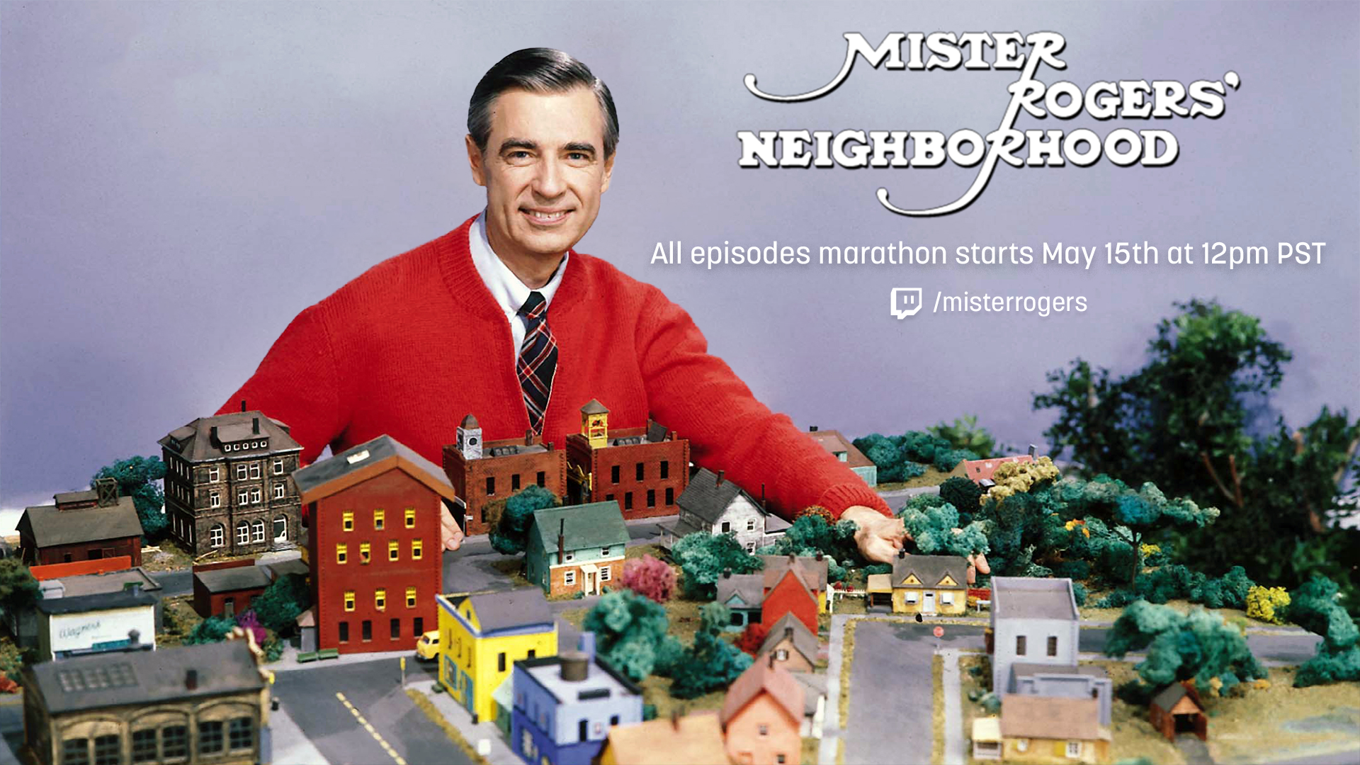 Amazon To Stream Mr Rogers Neighborhood In Twitch Marathon Fortune