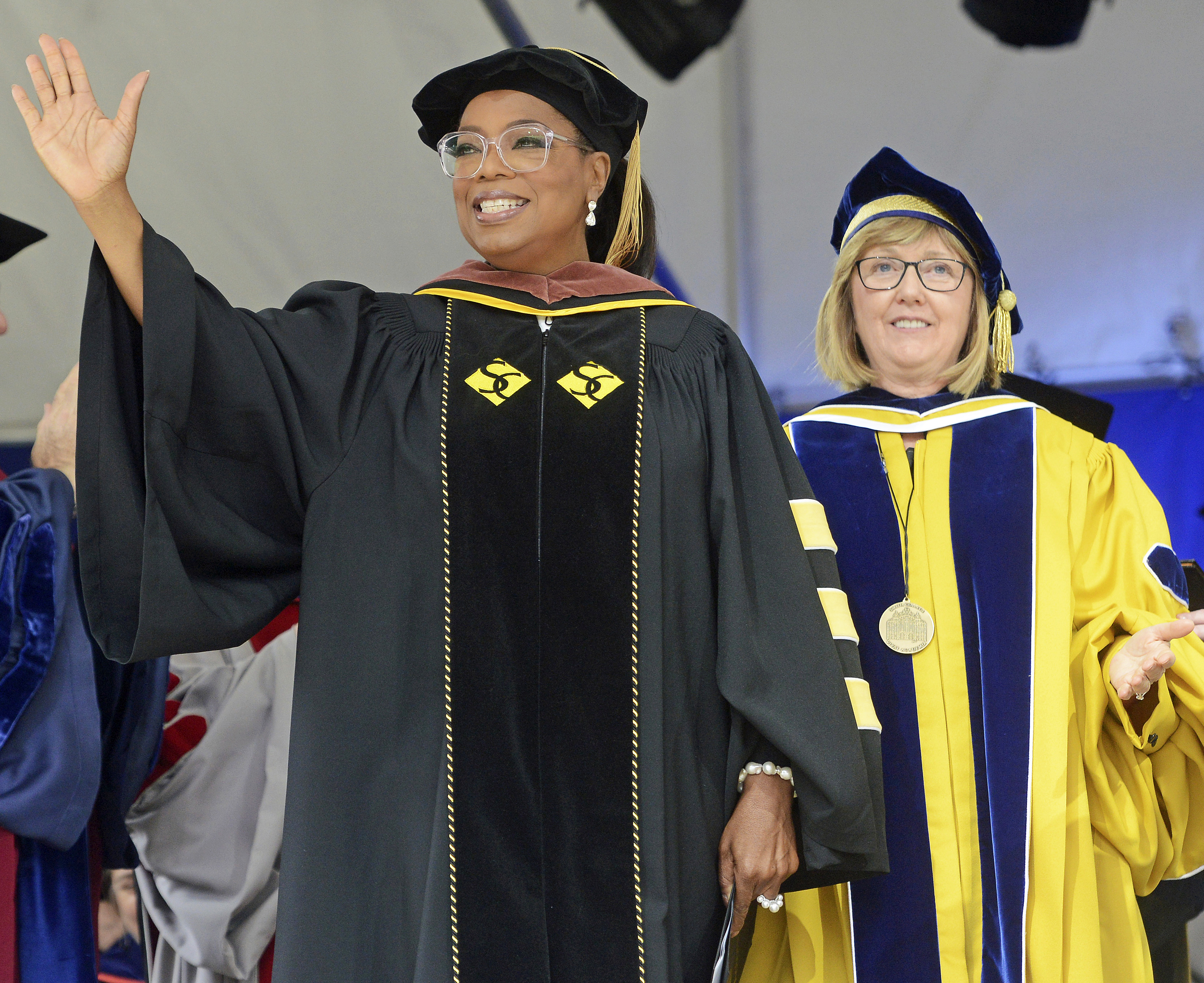 Smith Commencement Oprah