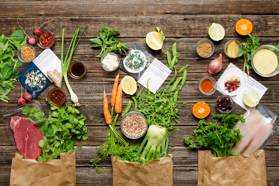 Unilever Ventures has led a $9.2 million fundraising round in meal-kit startup Sun Basket.