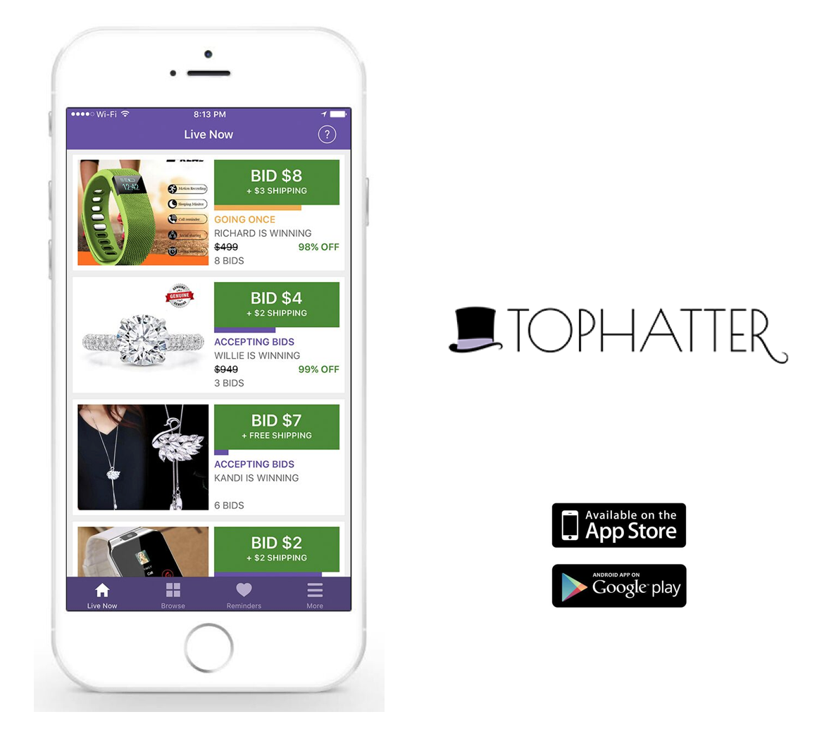 Tophatter Is Taking On Ebay And Is Profitable Fortune