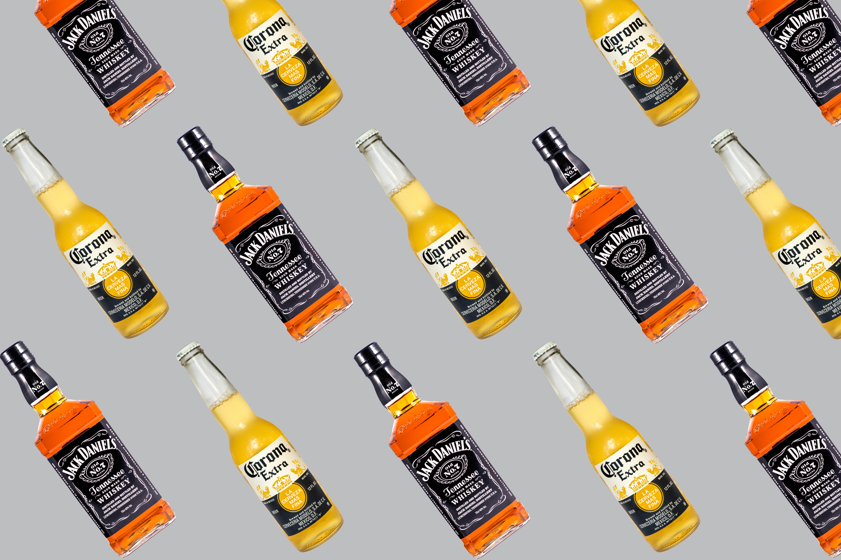 Wall Street isn't sure the rumored deal between Corona maker Constellation Brands and Jack Daniel's seller Brown-Forman will become a reality.