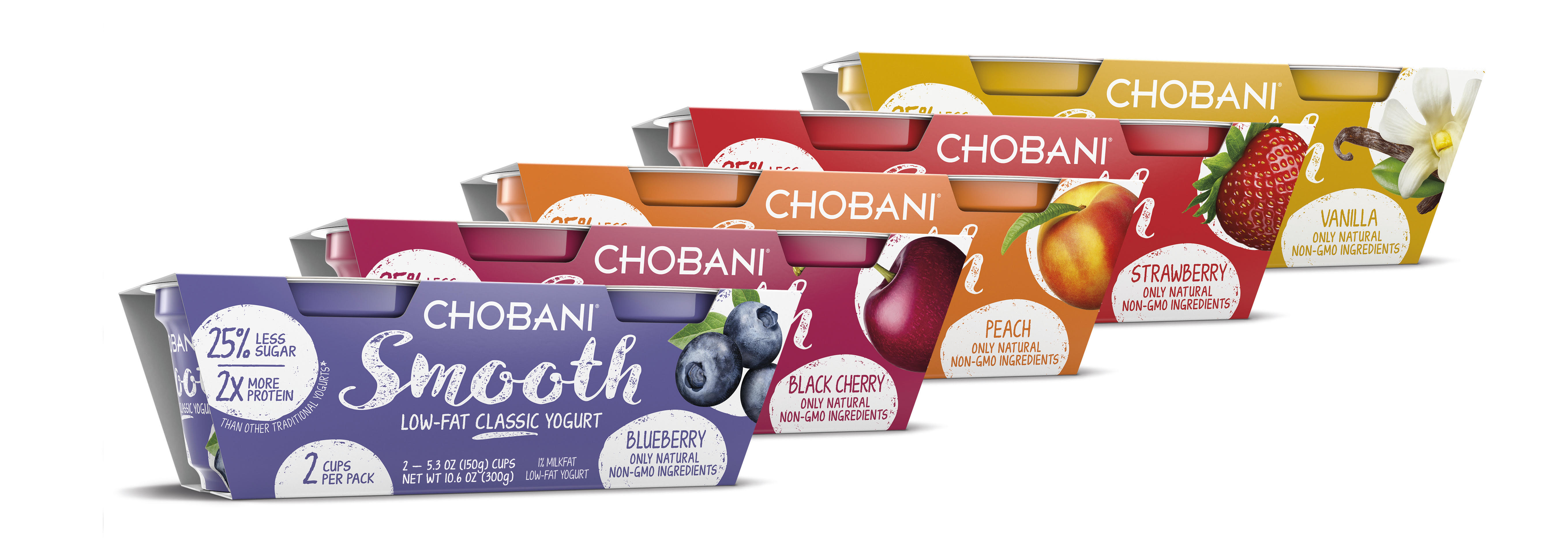 Greek yogurt maker Chobani is launching a traditional style for the first time in 2017.