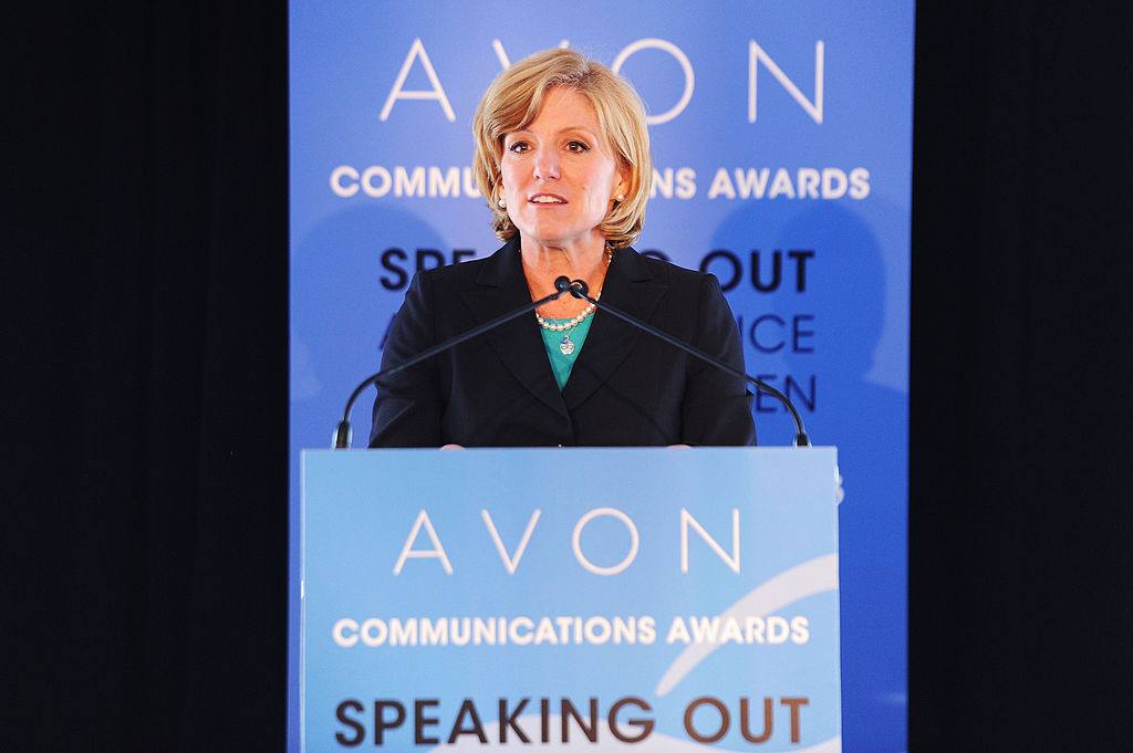 2013 Avon Communications Awards: Speaking Out About Violence Against Women March 7, 2013 - United Nations Headquarters, New York, N.Y., United States