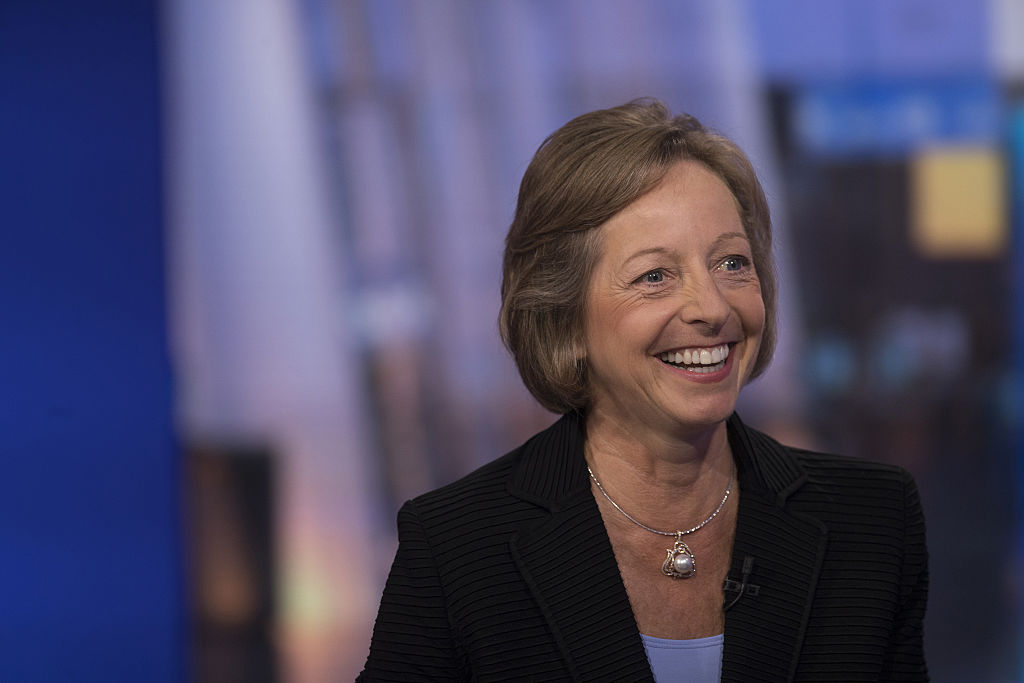 Veritiv Corp. Chief Executive Officer Mary Laschinger Interview