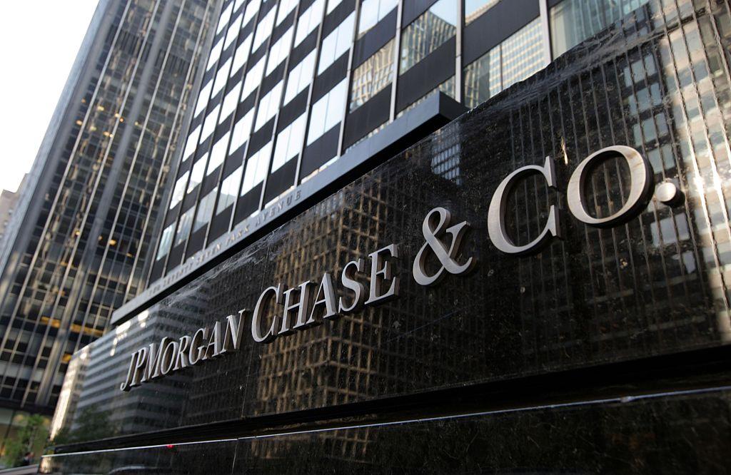USA New York - headquarters of JPMorgan Chase & Co