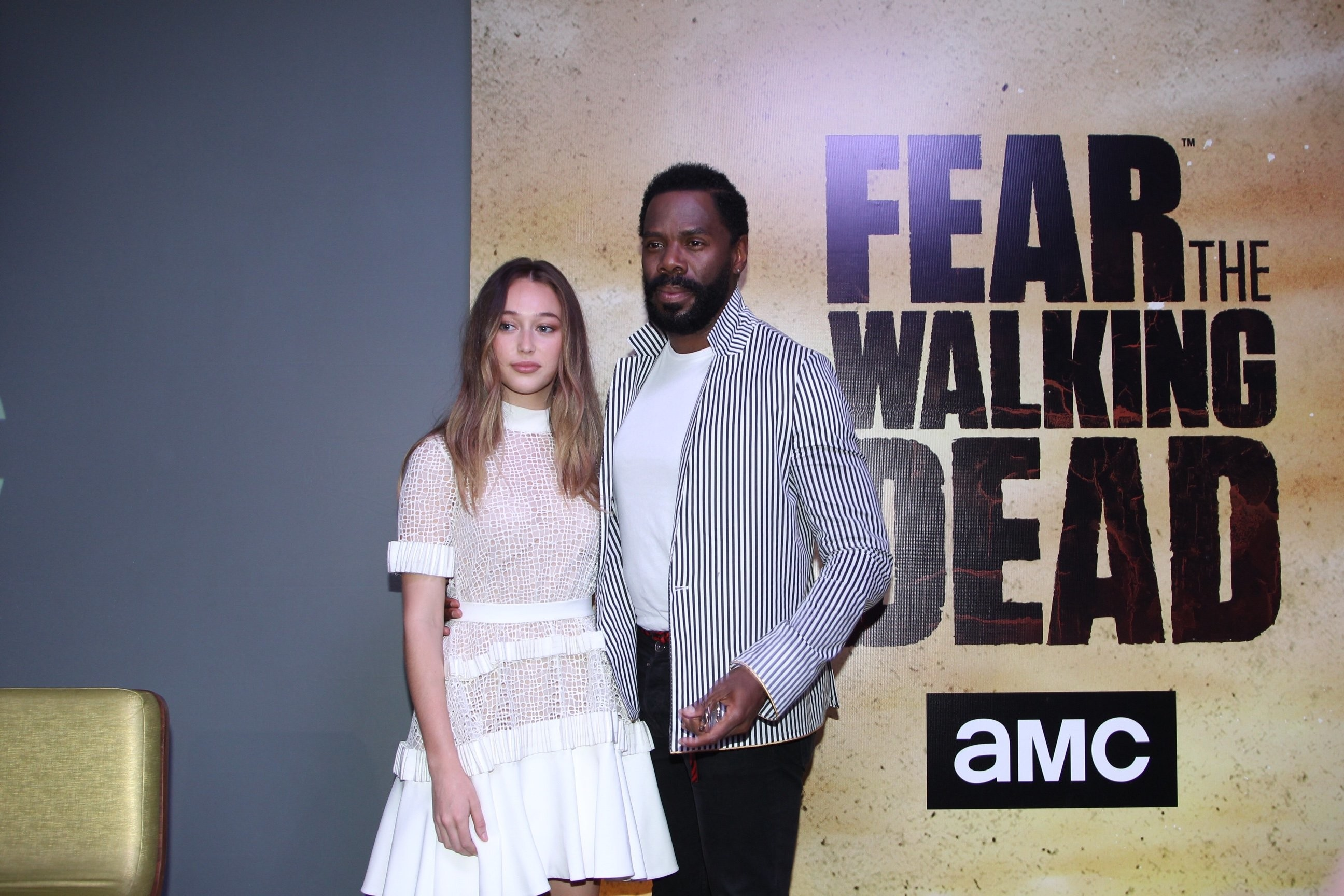 Fear The Walking Dead Press Conference