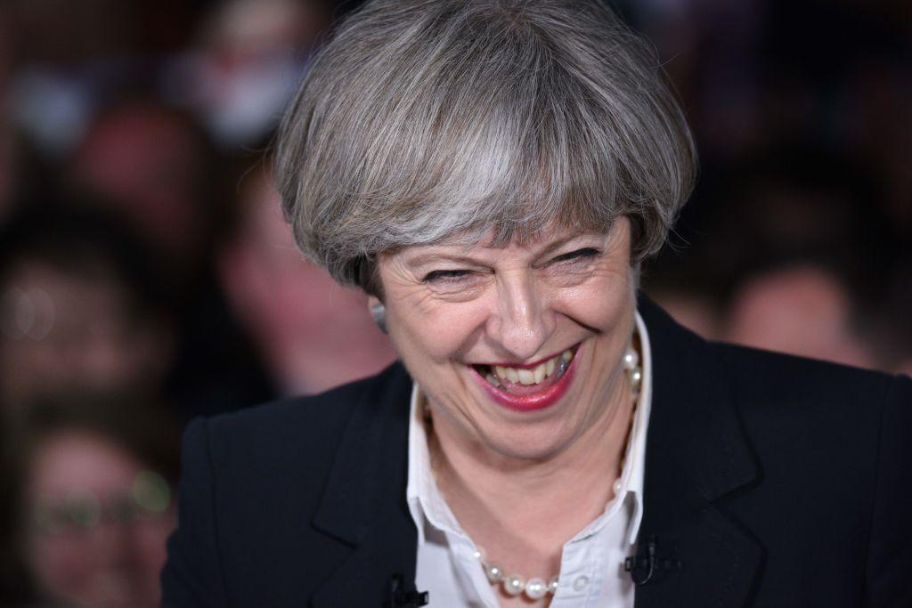 BRITAIN-POLITICS-VOTE-CONSERVATIVES