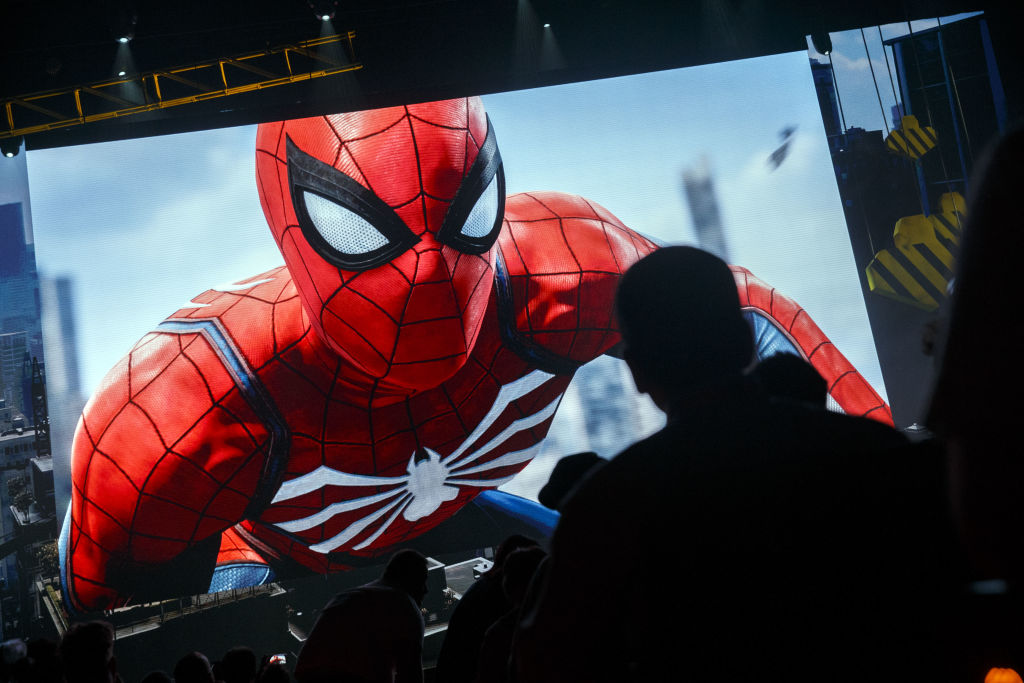 Sony Corp. Event Ahead Of 2017 E3 Electronic Entertainment Expo