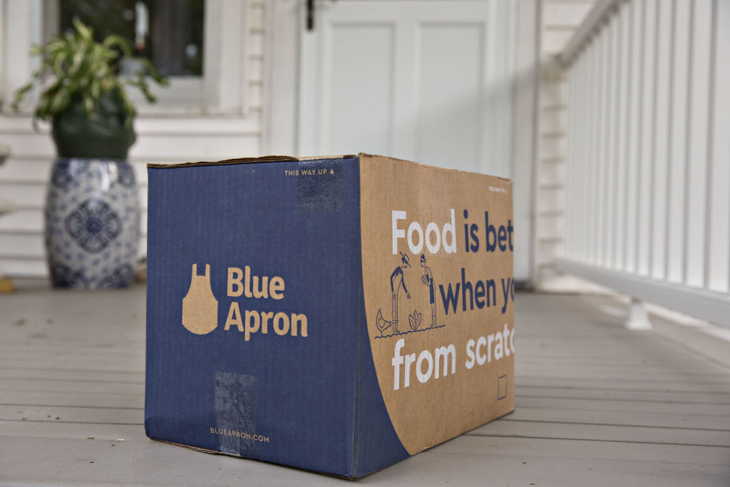 Blue Apron Gets Ready To Prove Food-Delivery Chops On IPO Trail