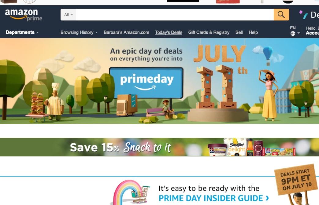 prime time deals amazon