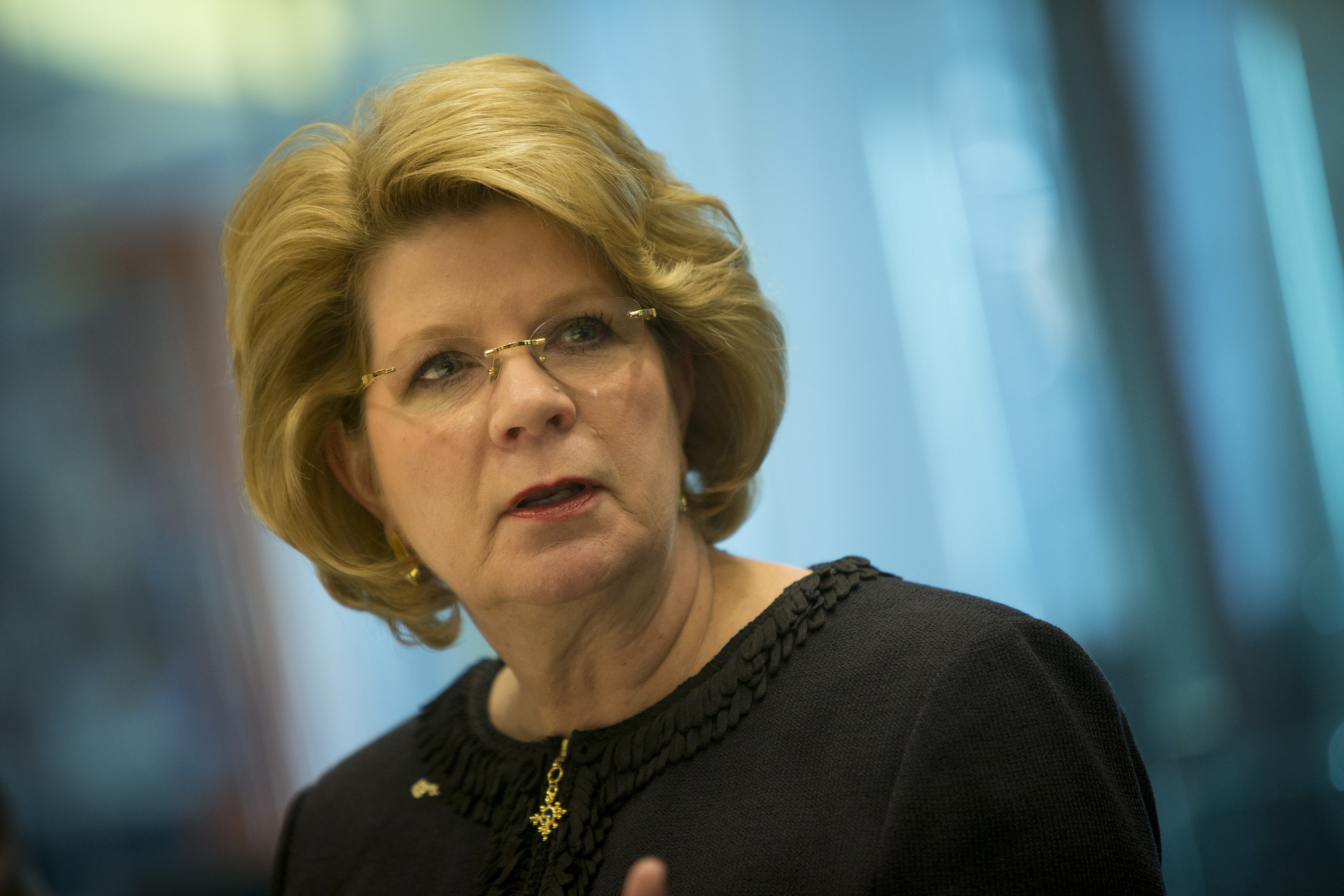Keycorp CEO Beth Mooney Interview