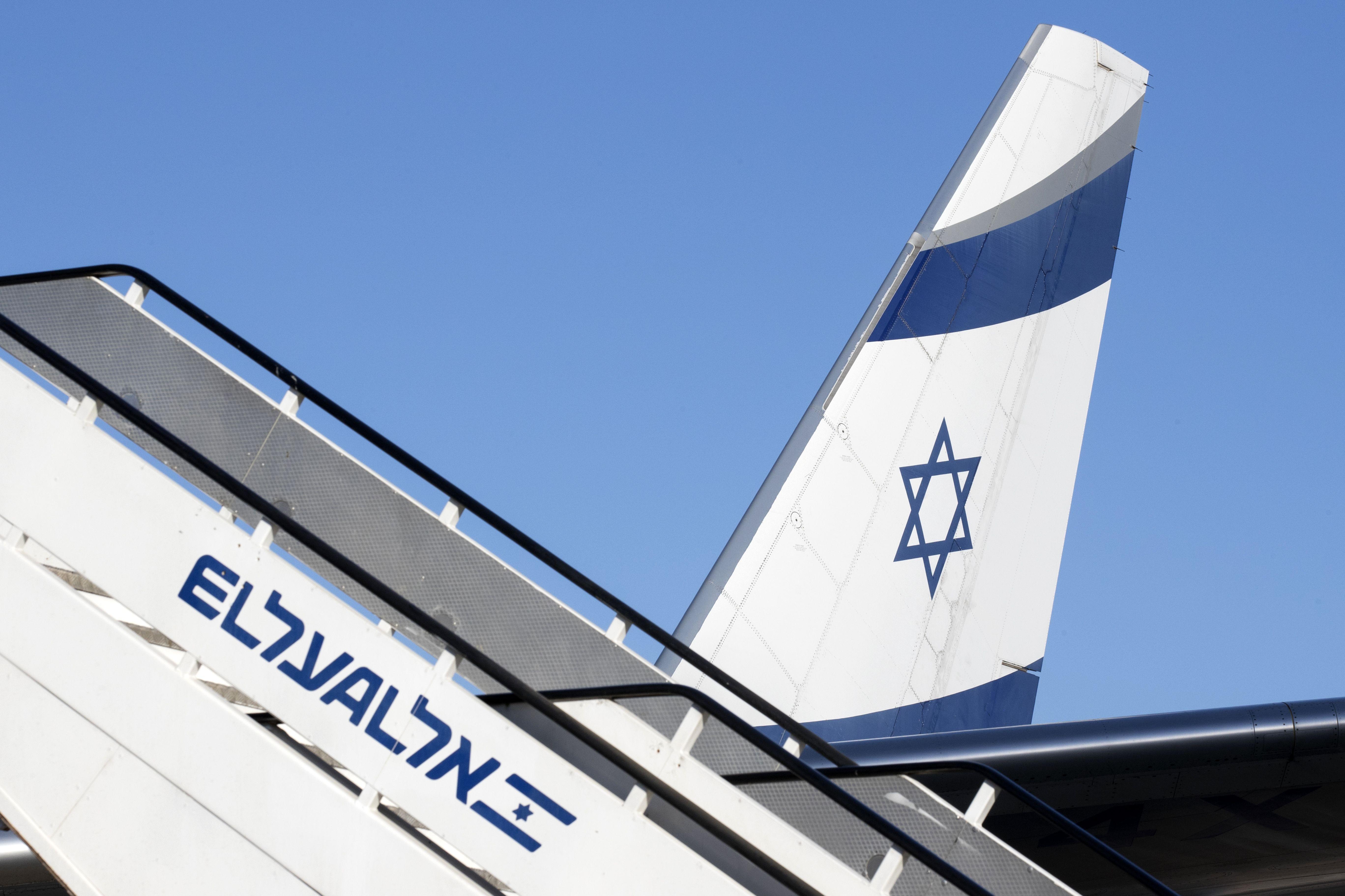 ISRAEL-TRANSPORT-ECONOMY-AIRPORT