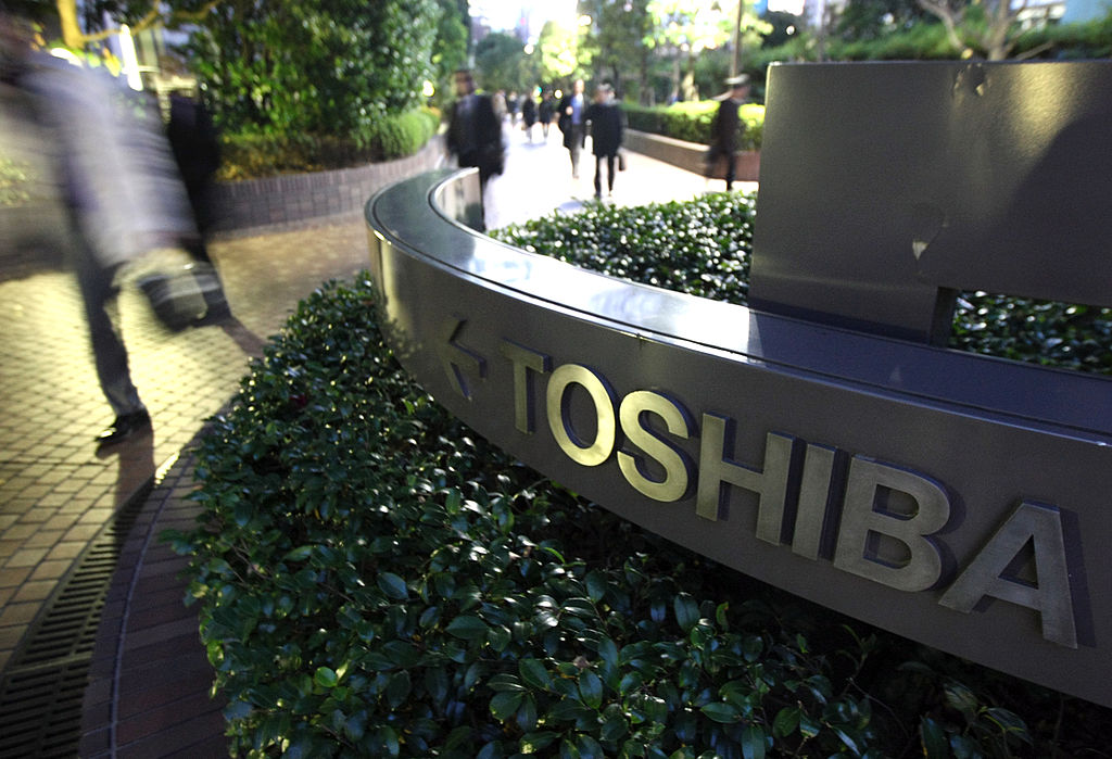 Toshiba To Sell Chip Plant To Sony, Outsource Output To Samsung