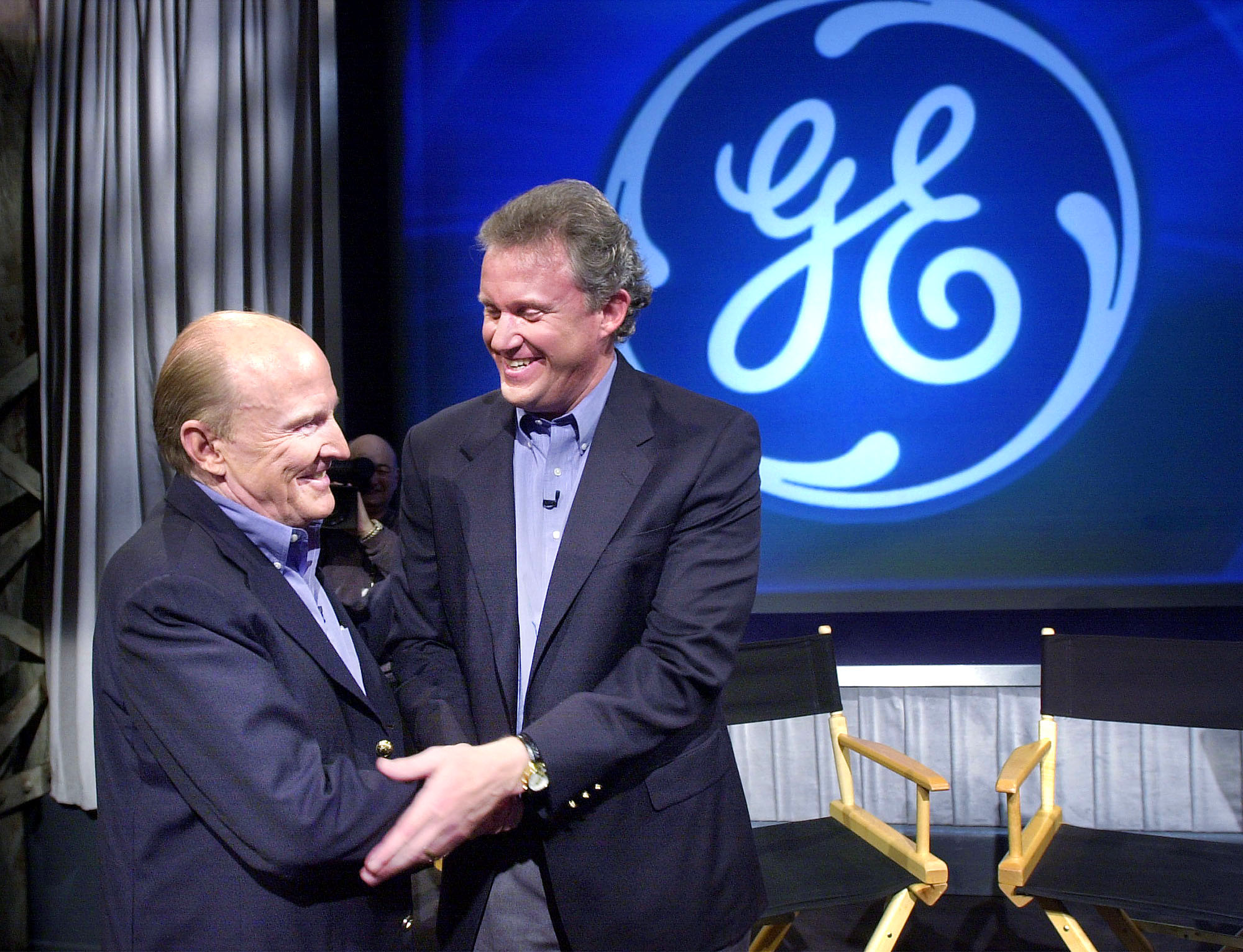 General Electric News Conference