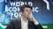 Travis Kalanick, billionaire and chief executive officer of Uber, listens during a session at the World Economic Forum (WEF) Annual Meeting of the New Champions in Tianjin, China, on Sunday, June 26, 2016.