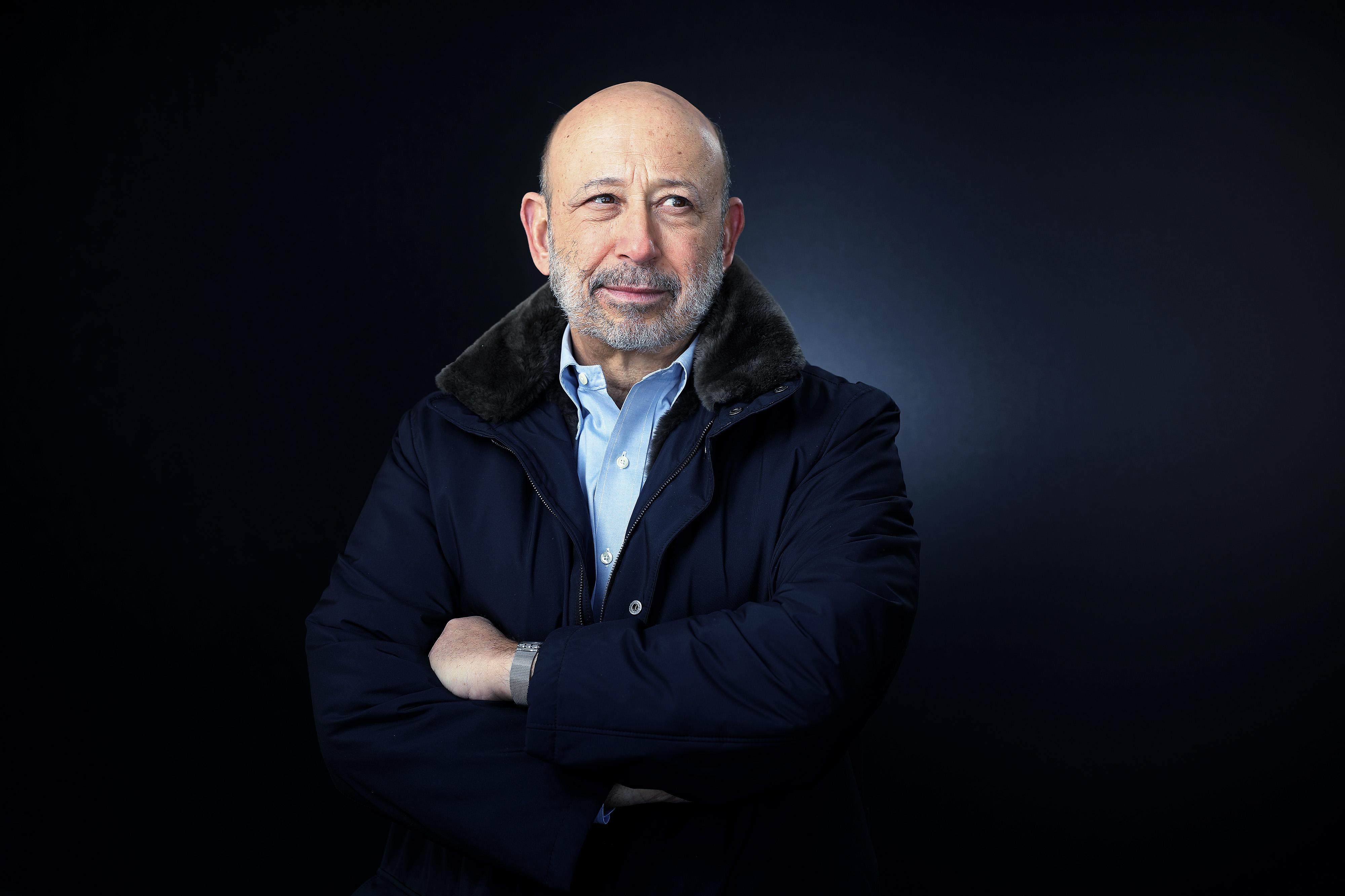 Fortune 500: Goldman Sachs, Lloyd Blankfein