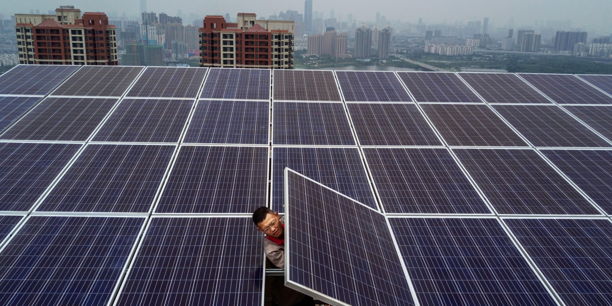 California, China Sign Agreement On Clean Energy