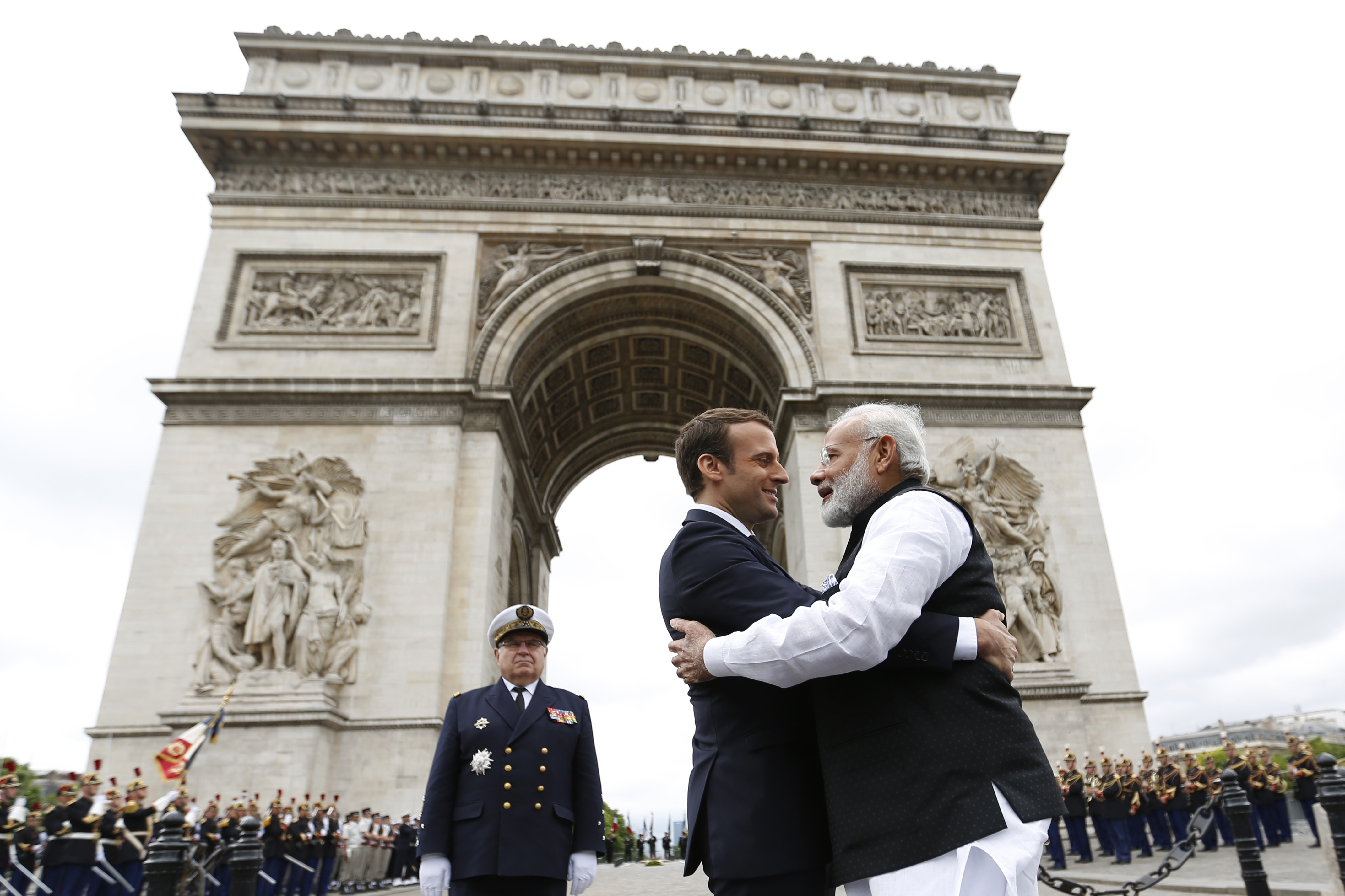 FRANCE-INDIA-DIPLOMACY