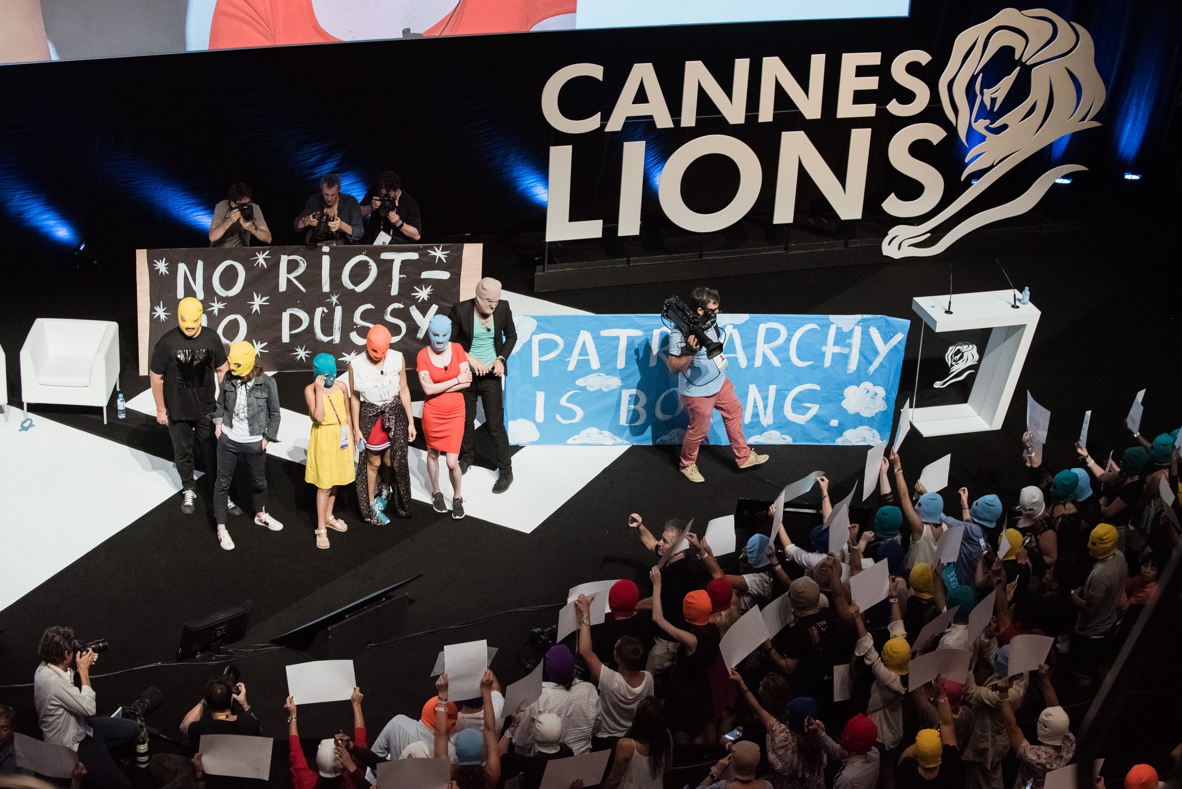Cannes Lions Festival 2017: Day 6