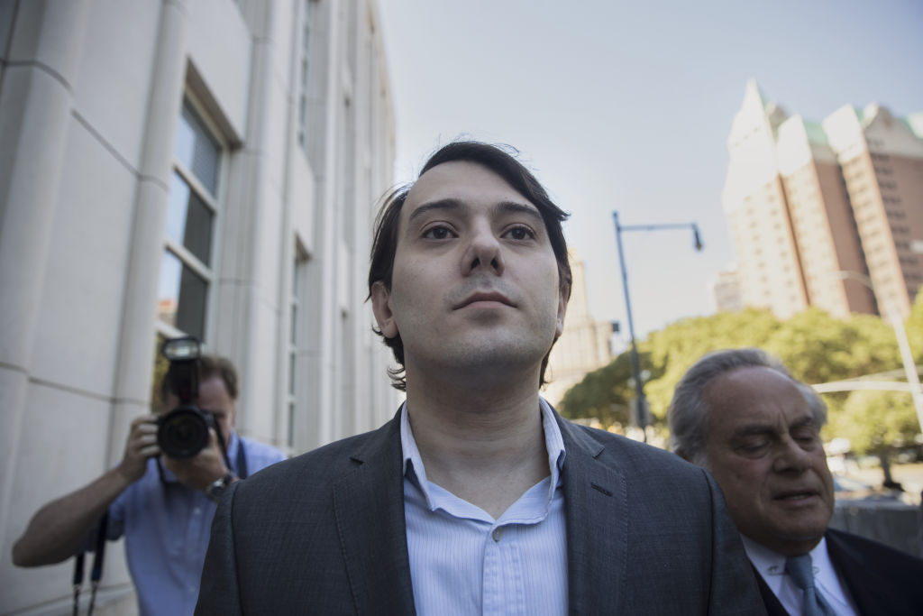 Former Turing Pharmaceuticals CEO Martin Shkreli On Trial For Securities Fraud