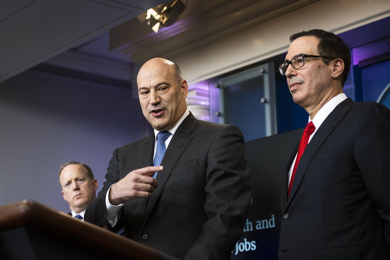Fortune 500: Goldman Sachs, Gary Cohn, Steve Mnuchin