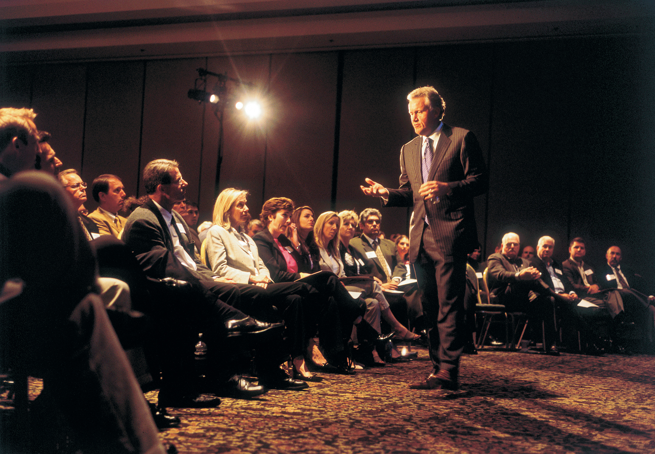General Electric CEO Jeffrey Immelt speaking during an event in San Francisco.