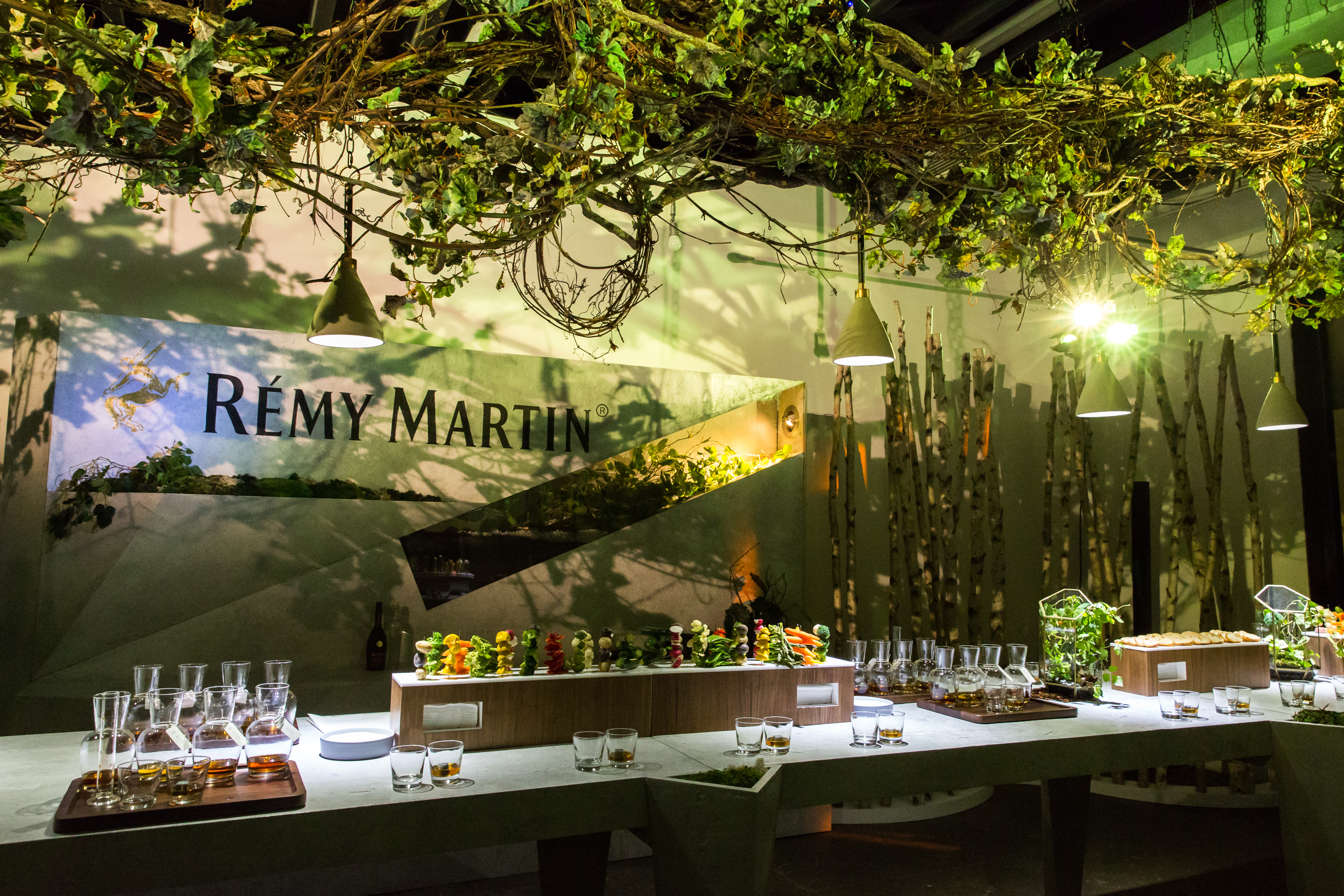 La Maison Rémy Martin : preview in New York City
