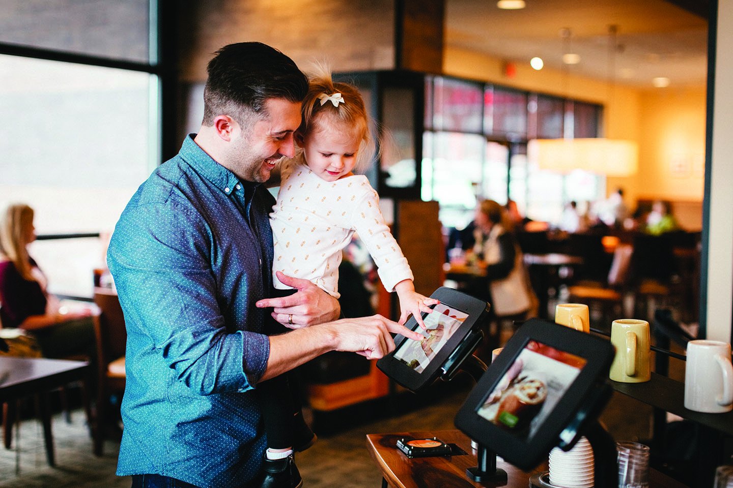 Panera Bread says digital sales have surpassed $1 billion on an annualized basis and could double in 2019.