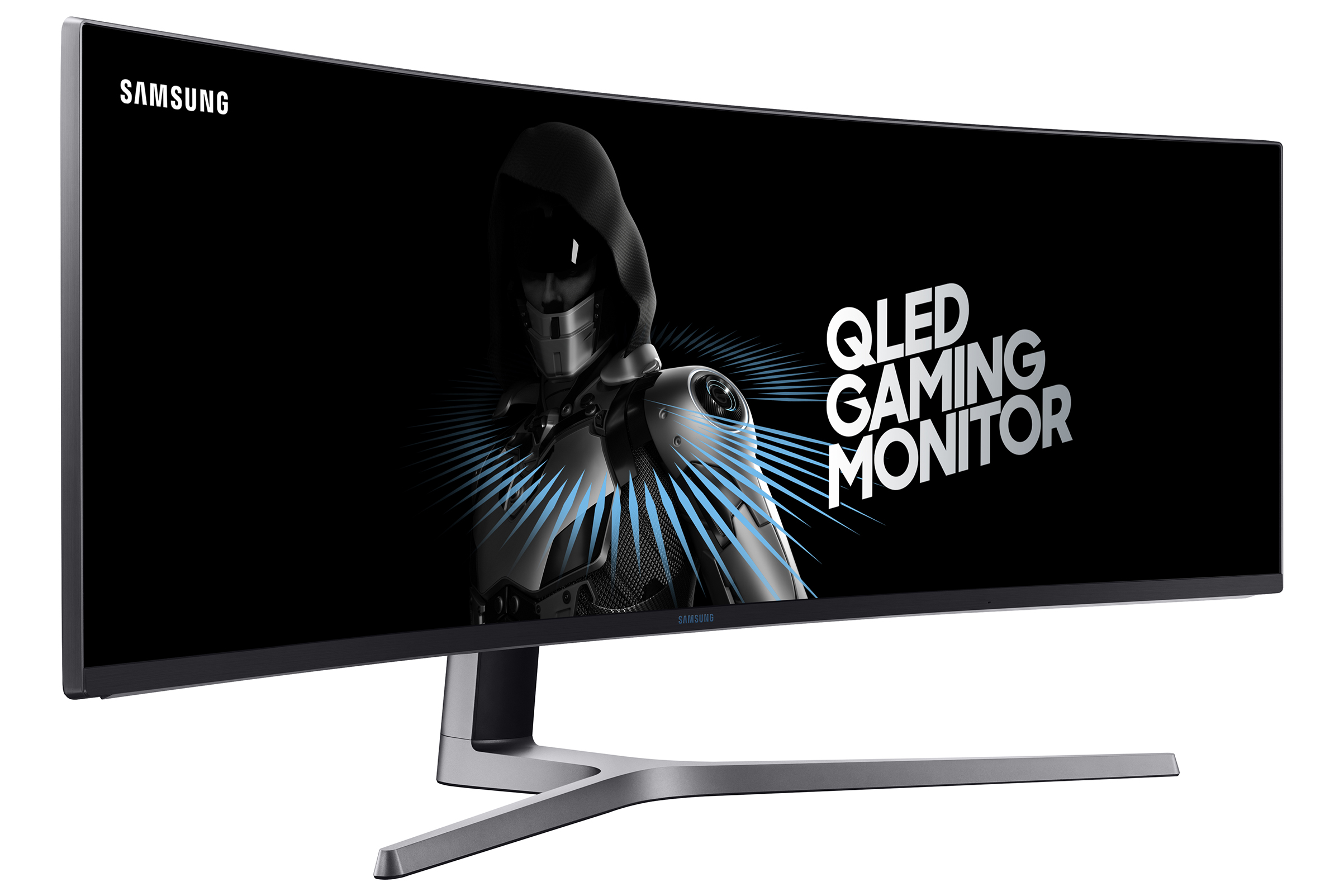 Samsung's CHG90 49-Inch Super Ultra-Wide Gaming Monitor Is
