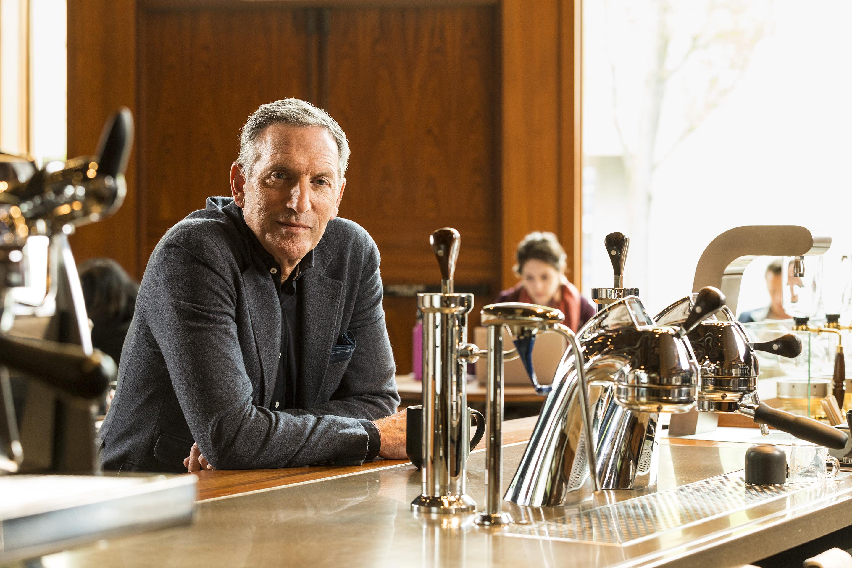 Fortune 500: Starbucks, Howard Schultz