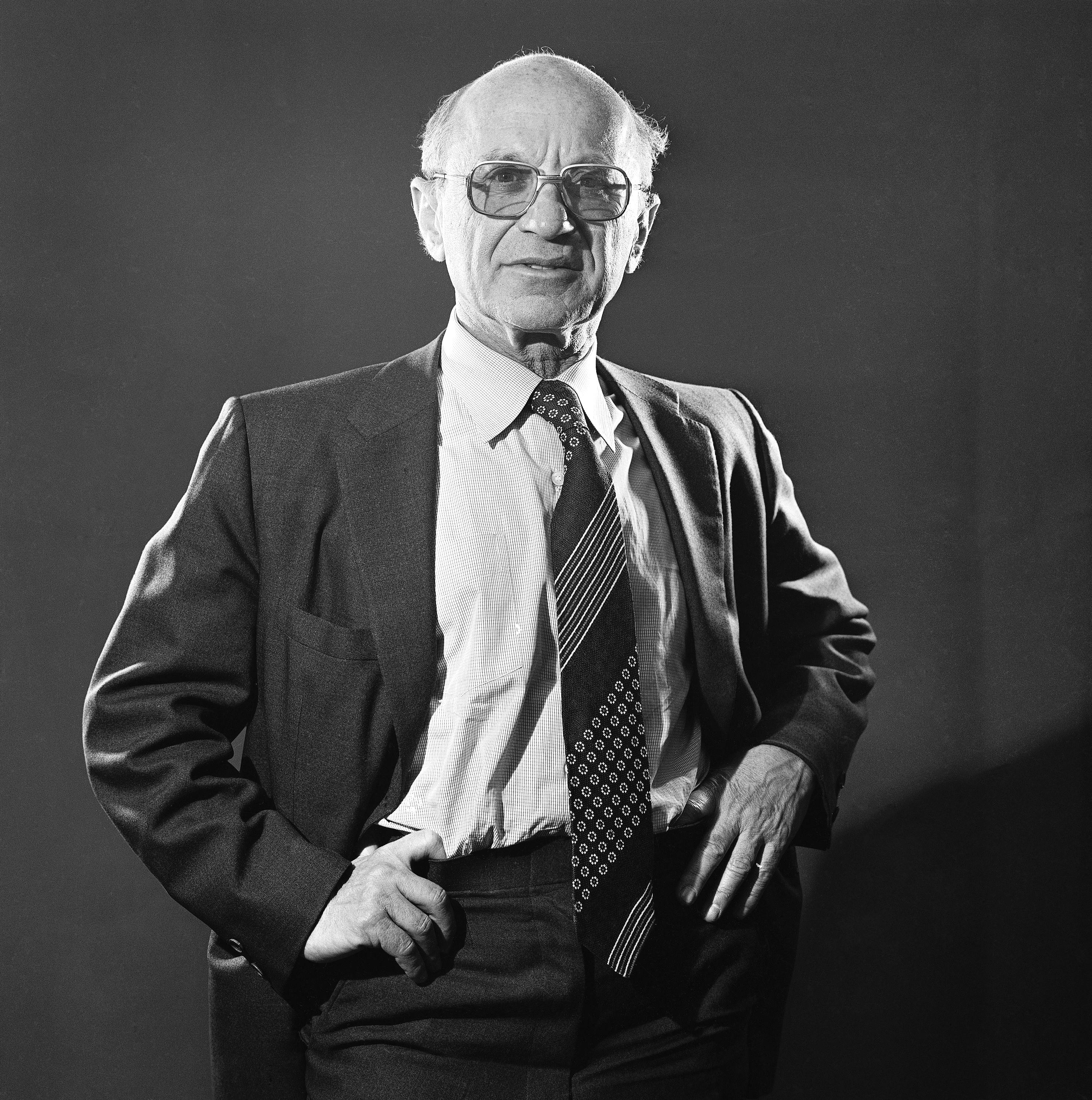 Economics Friedman 1976