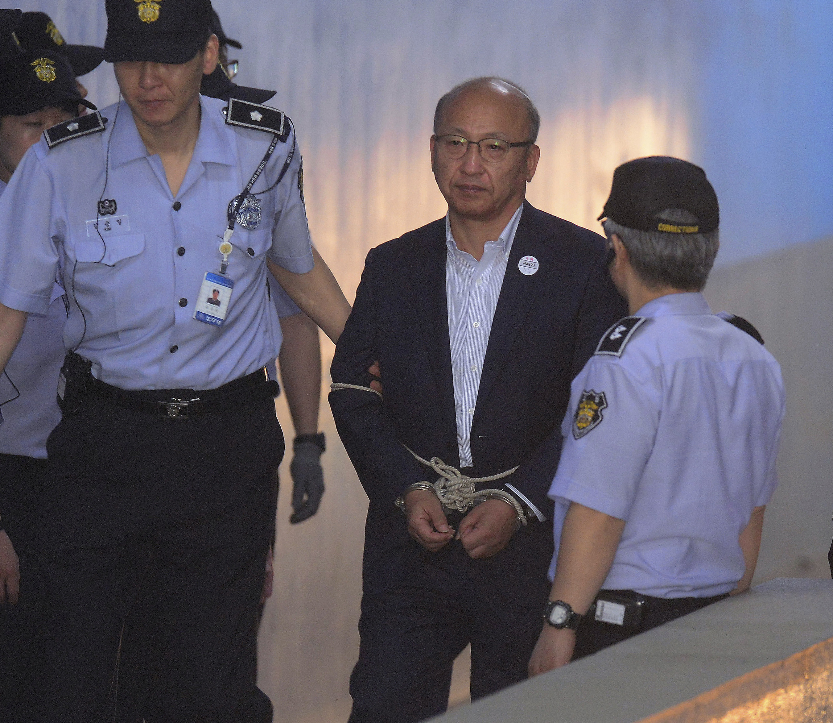 South Korea Corruption Samsung